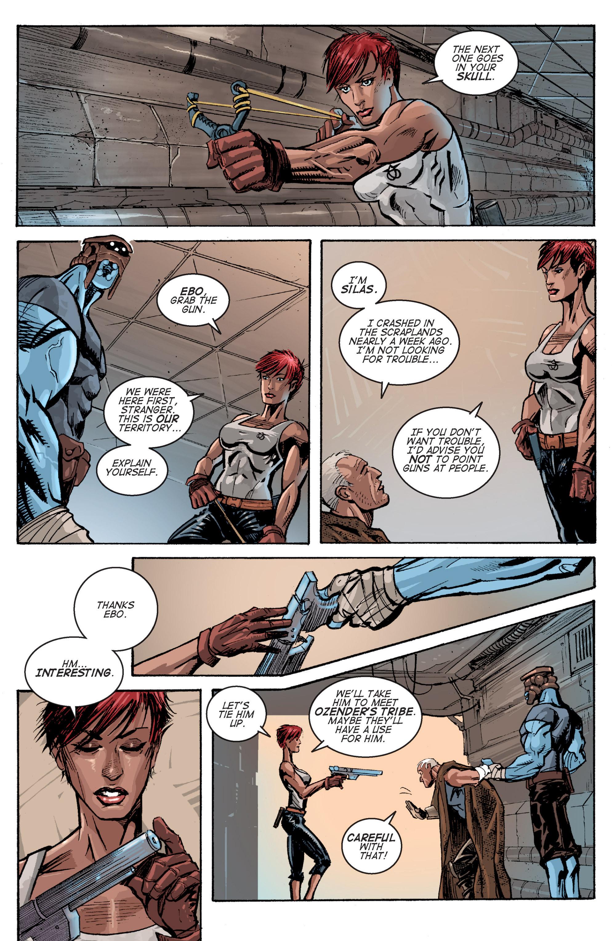 Read online Planetoid comic -  Issue # TPB - 60