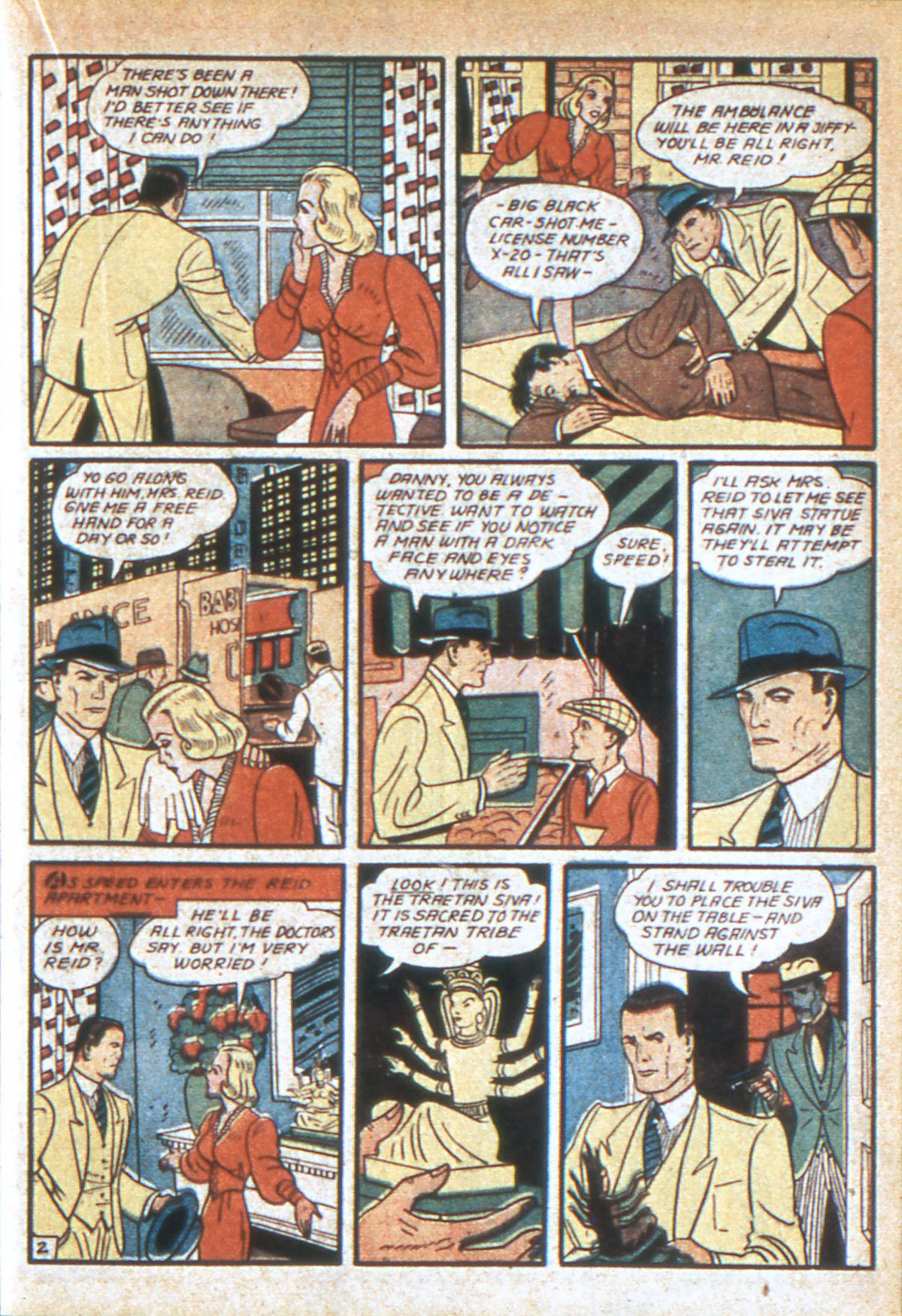 Read online Detective Comics (1937) comic -  Issue #39 - 38