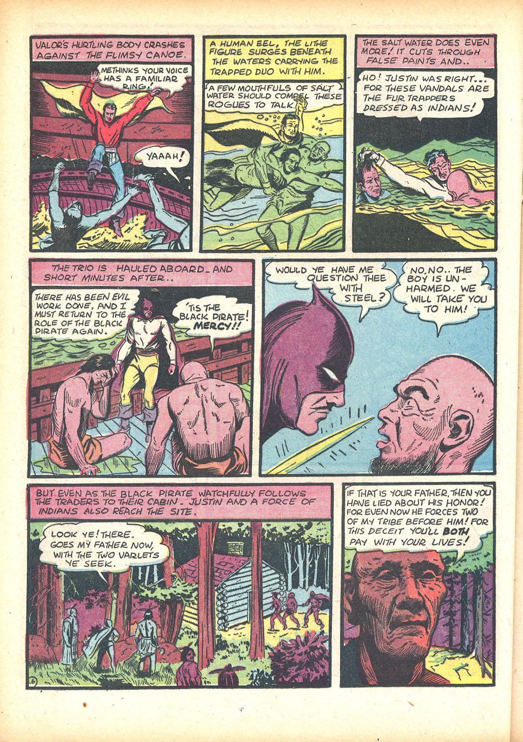 Read online Sensation (Mystery) Comics comic -  Issue #13 - 22