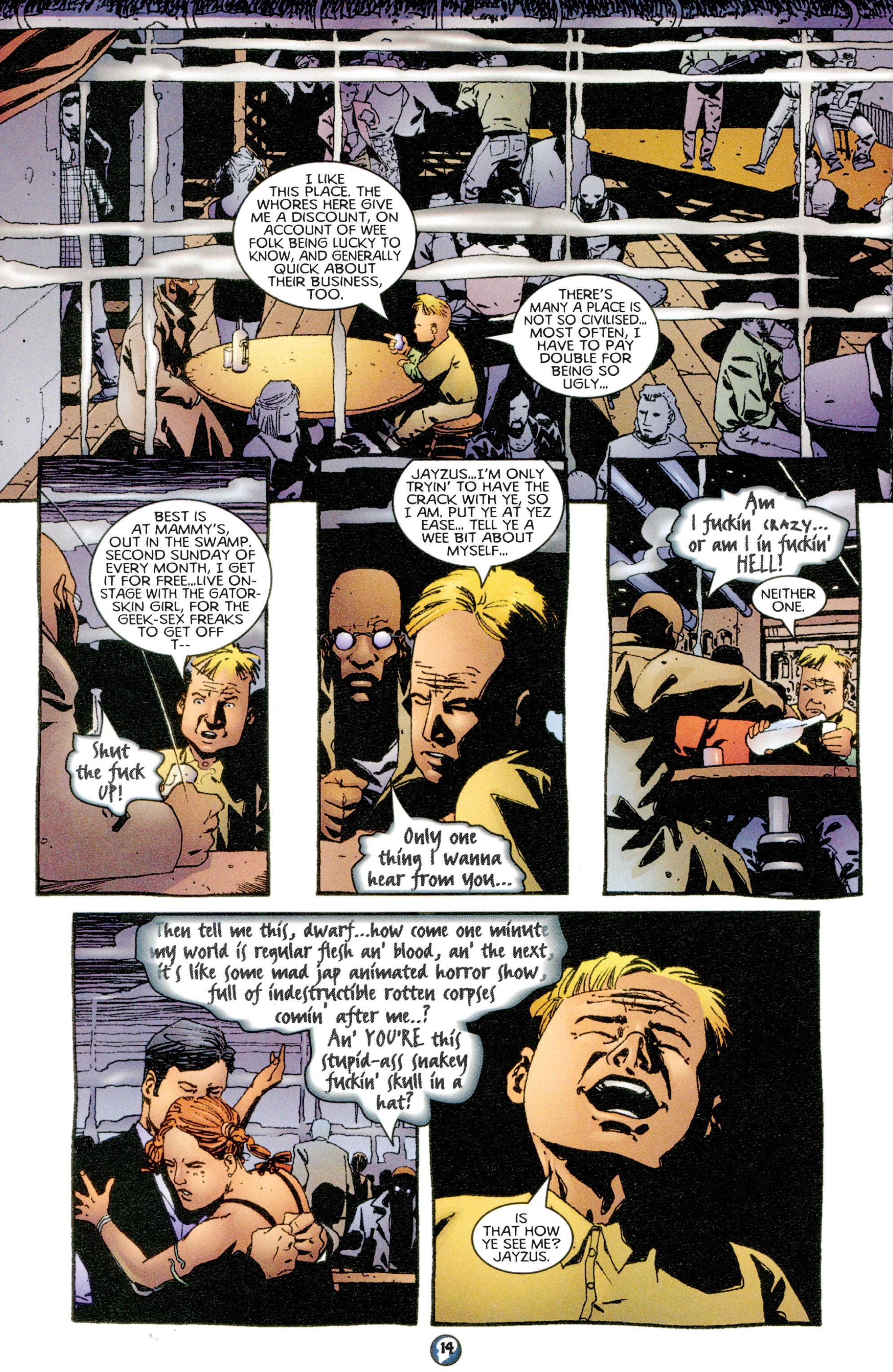 Read online Shadowman (1997) comic -  Issue #6 - 12