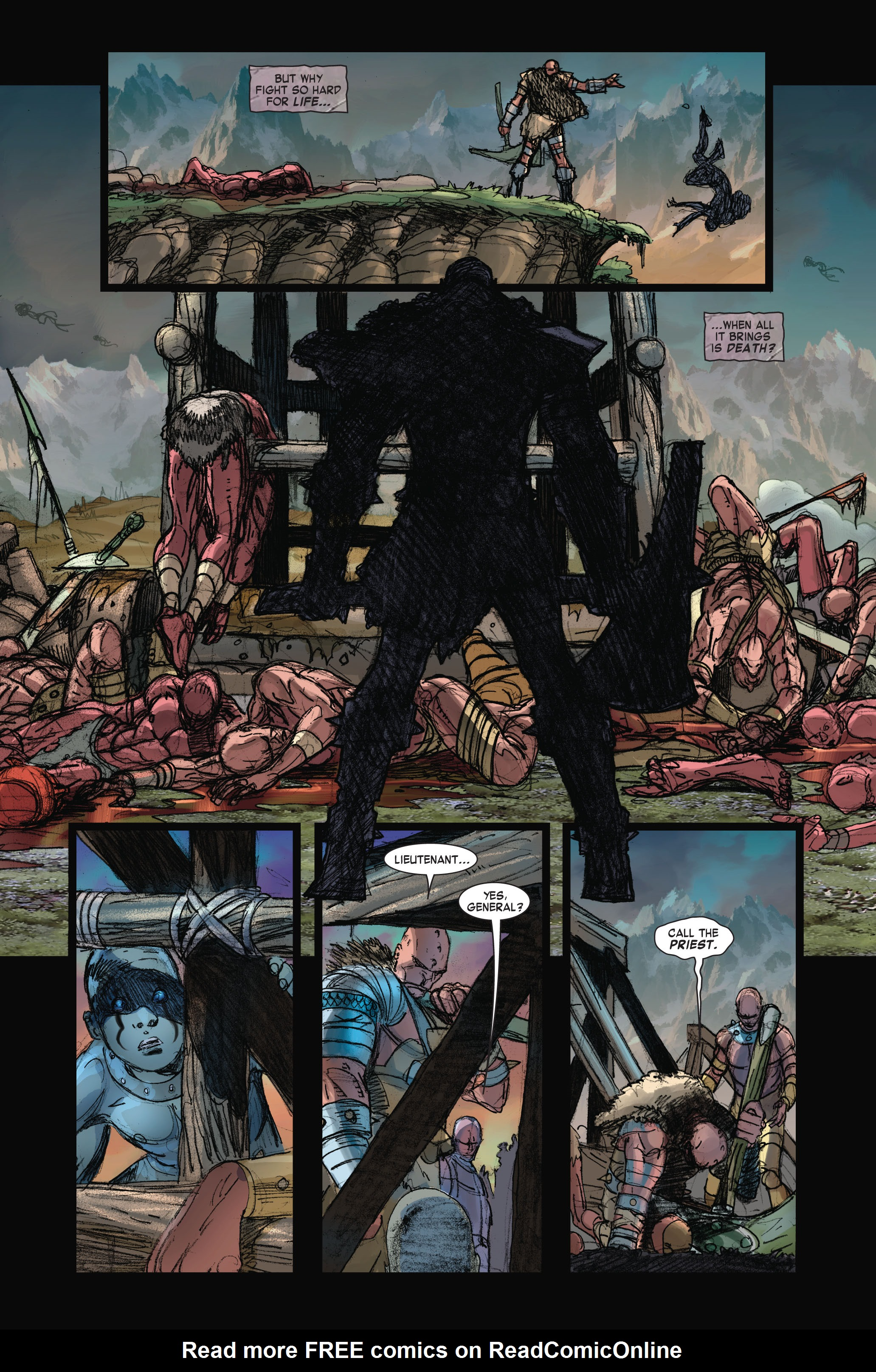 Read online Skaar: Son of Hulk comic -  Issue #3 - 10