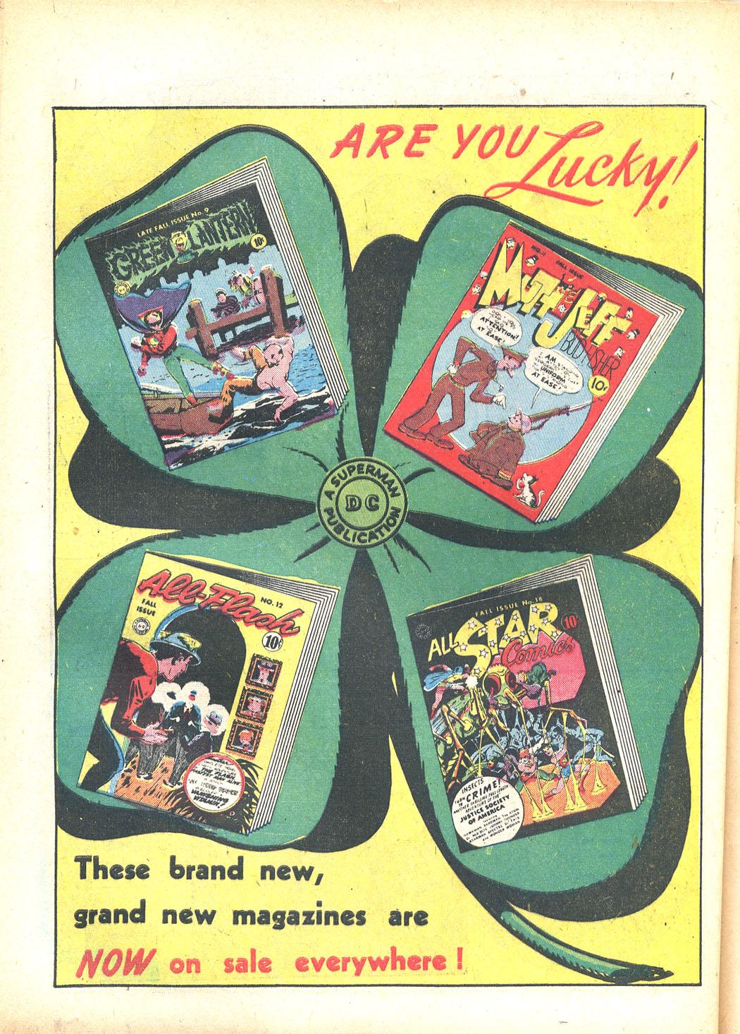 Read online Sensation (Mystery) Comics comic -  Issue #23 - 48