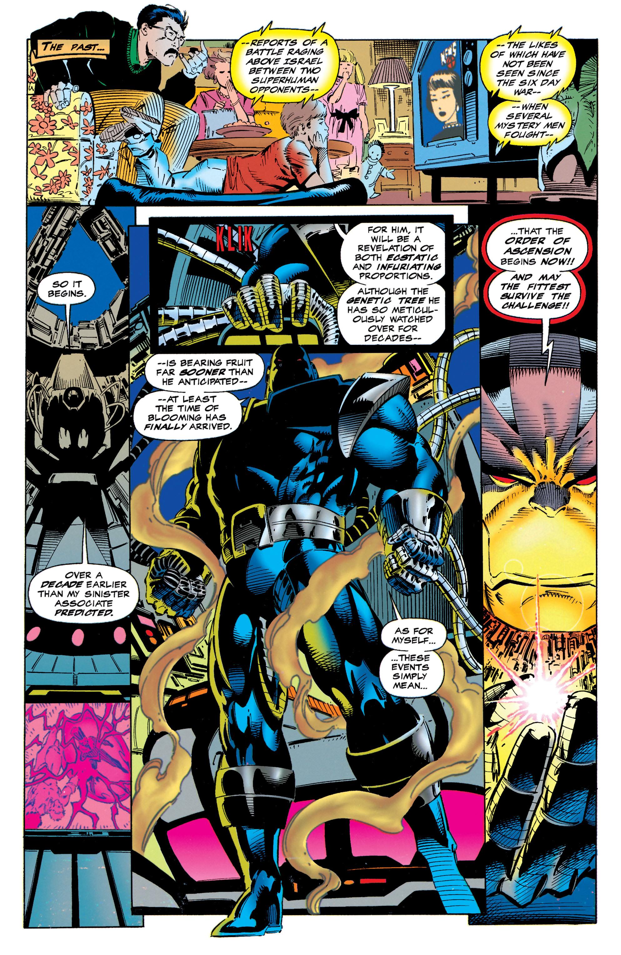 X-Men (1991) 41 Page 9