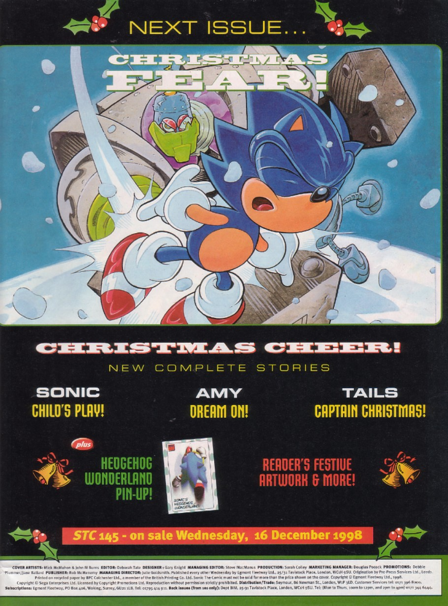 Read online Sonic the Comic comic -  Issue #144 - 22