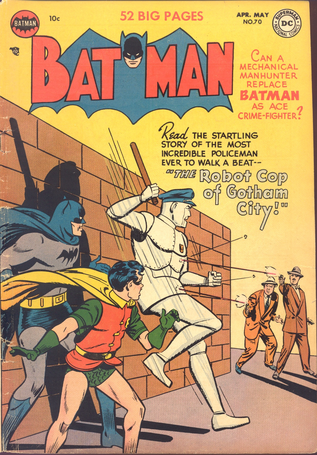 Batman (1940) 70 Page 1