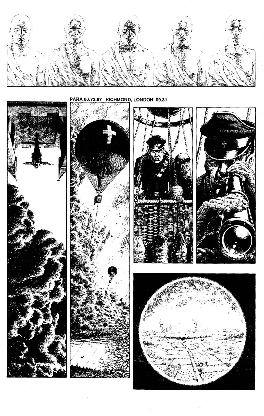 Read online The Adventures of Luther Arkwright comic -  Issue #7 - 20