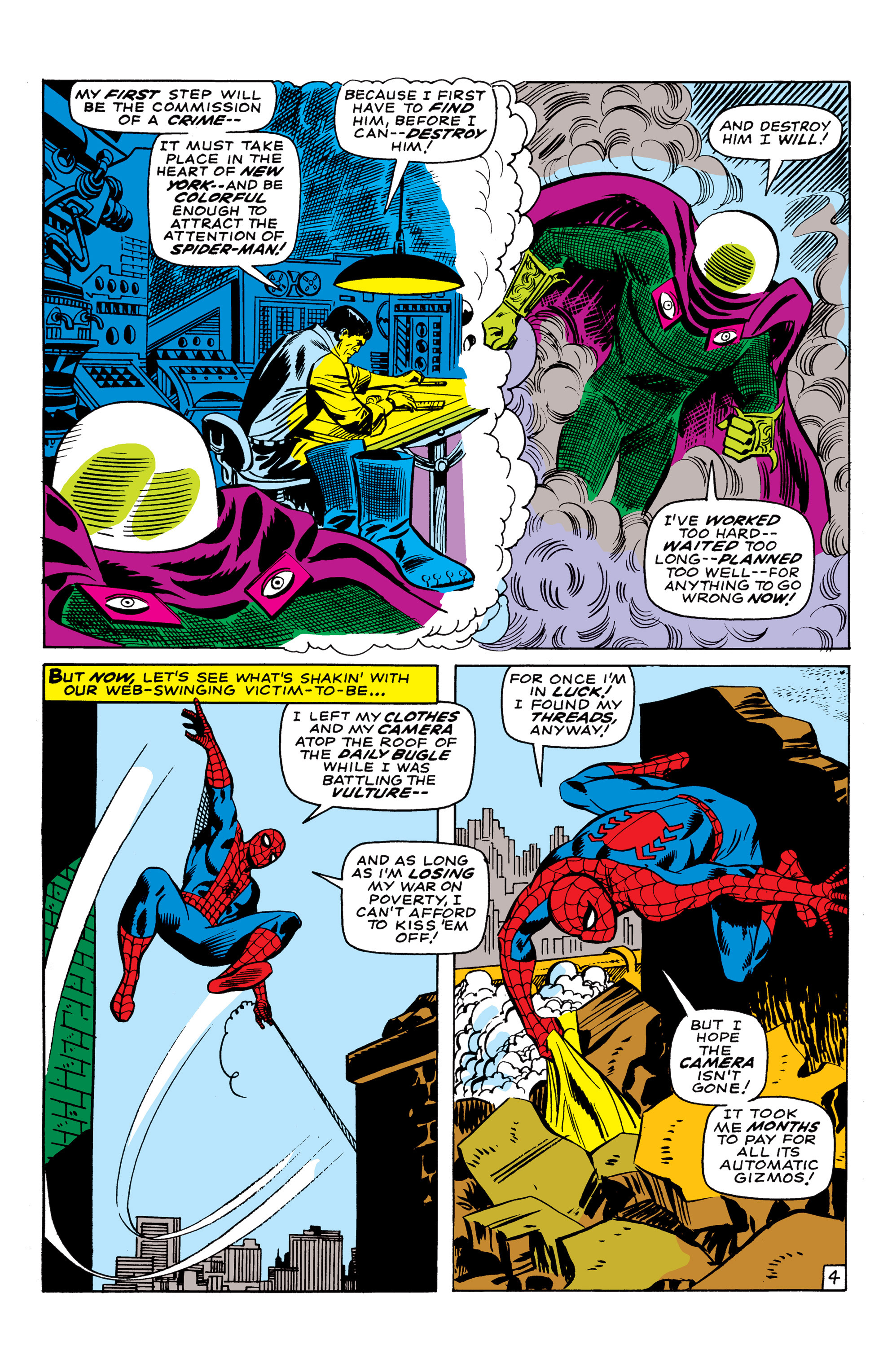 The Amazing Spider-Man (1963) 66 Page 4