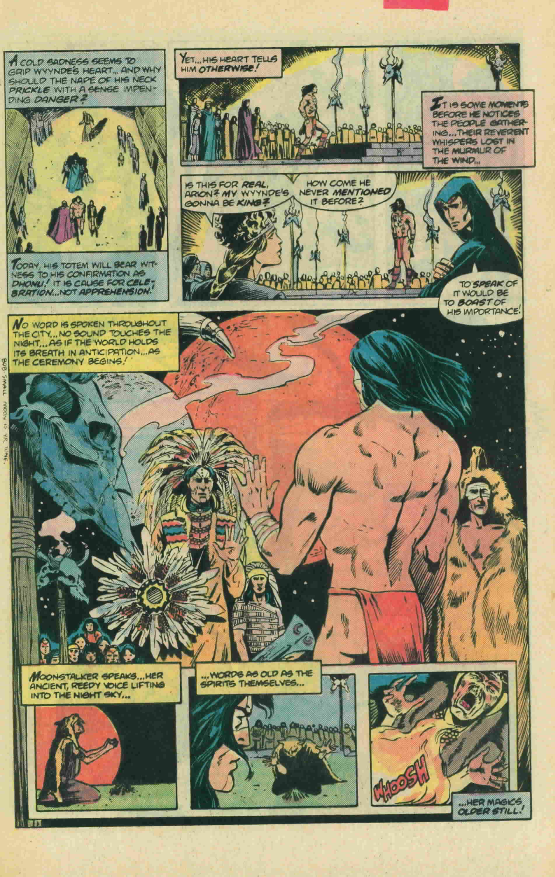 Read online Arion, Lord of Atlantis comic -  Issue #13 - 10