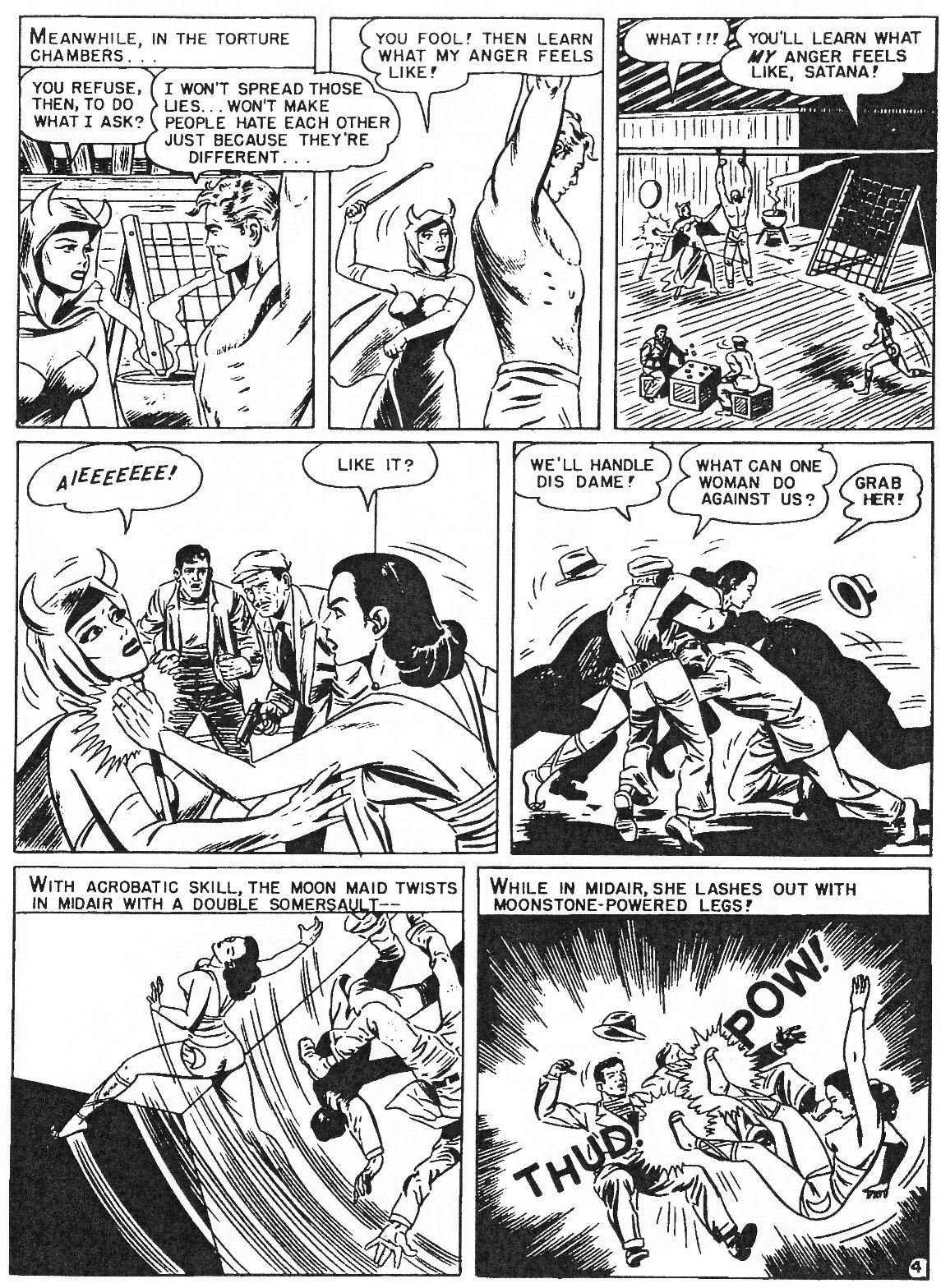 Read online Men of Mystery Comics comic -  Issue #81 - 37