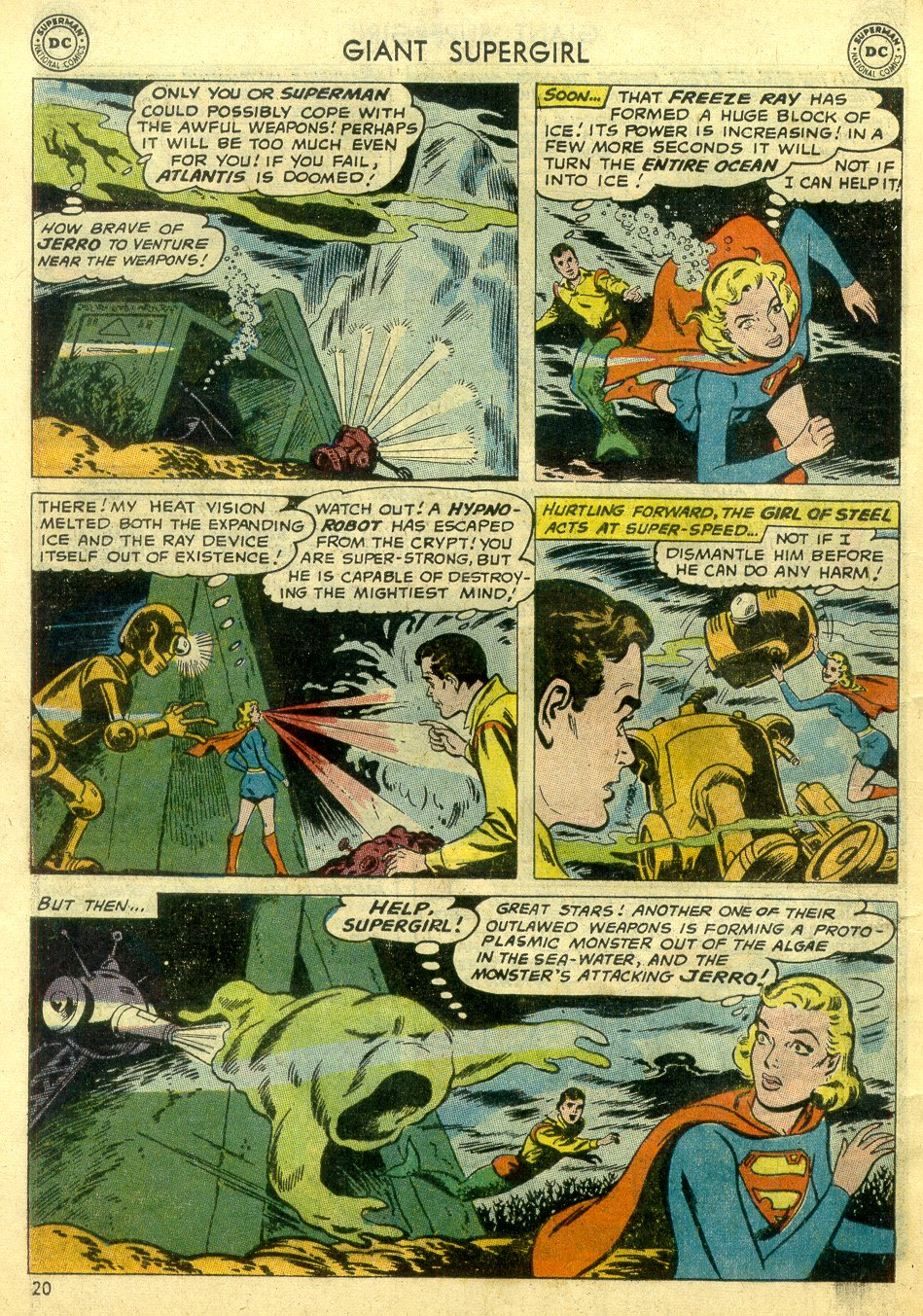 Action Comics (1938) 334 Page 21