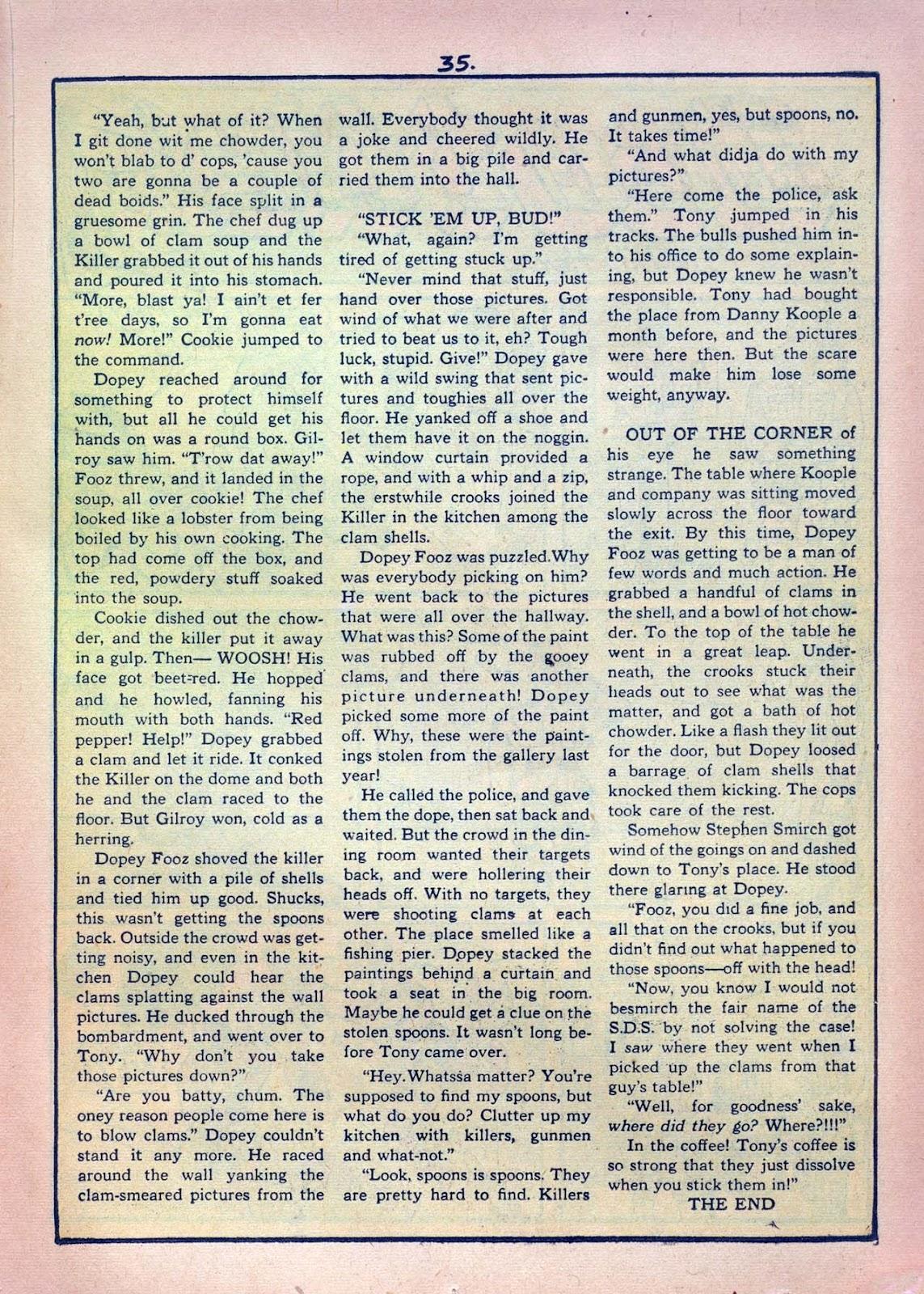 Read online Joker Comics comic -  Issue #2 - 37