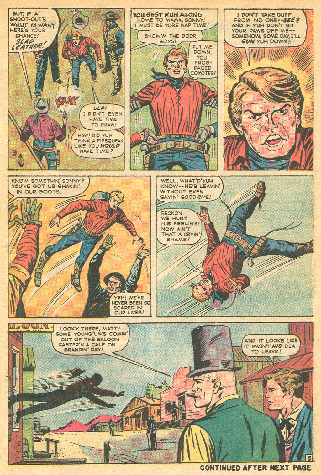 Read online Two-Gun Kid comic -  Issue #115 - 9