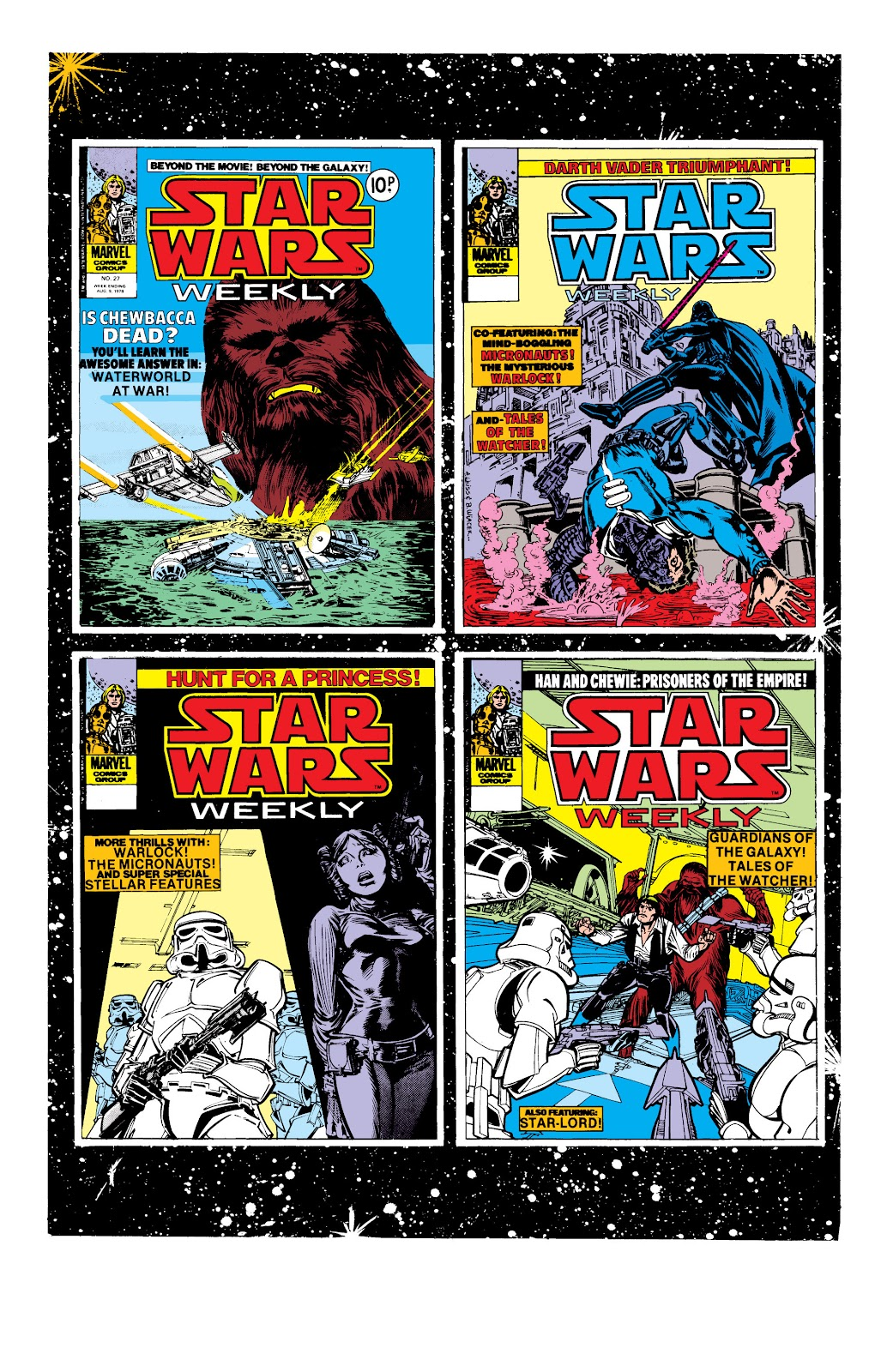 Read online Star Wars Legends: The Original Marvel Years - Epic Collection comic -  Issue # TPB 2 (Part 3) - 38