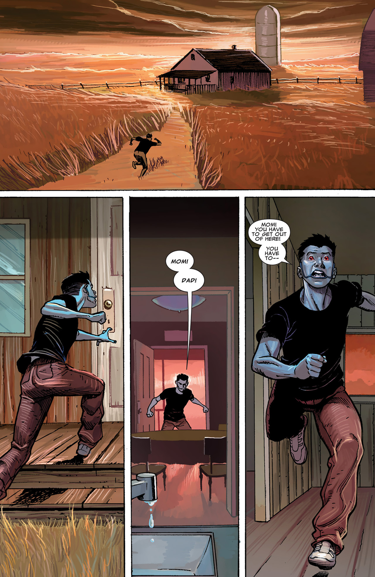 Uncanny X-Force (2010) #30 #32 - English 15