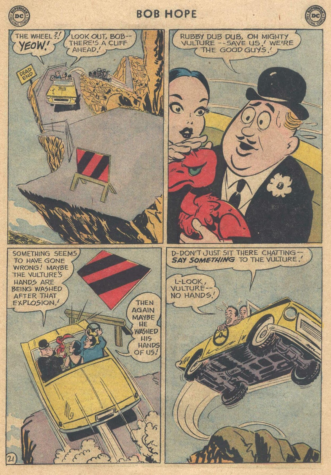 The Adventures of Bob Hope issue 76 - Page 27