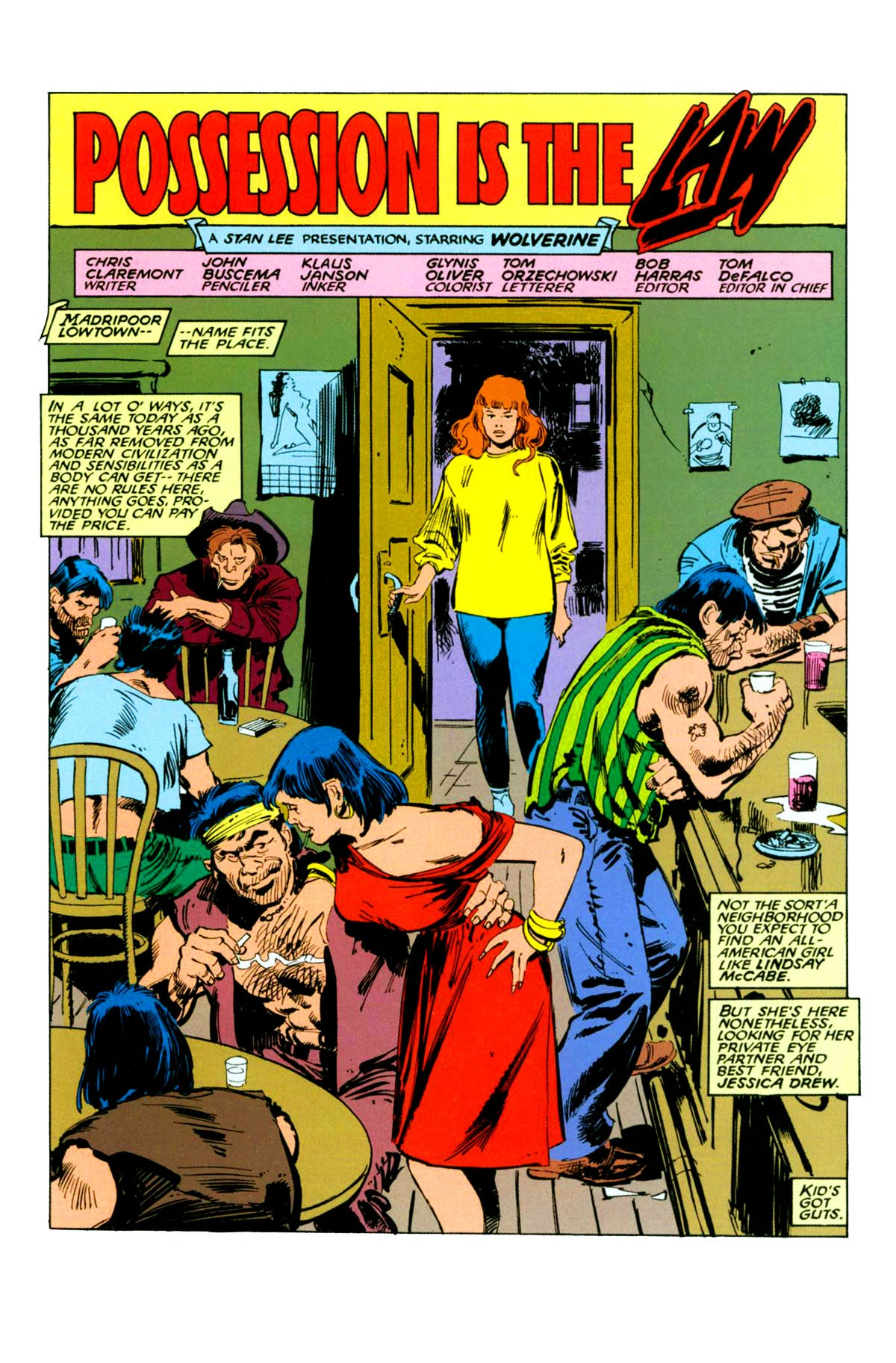 44dc967d0fd Wolverine Classic #TPB_1 - Read Wolverine Classic Issue #TPB_1 Page 28
