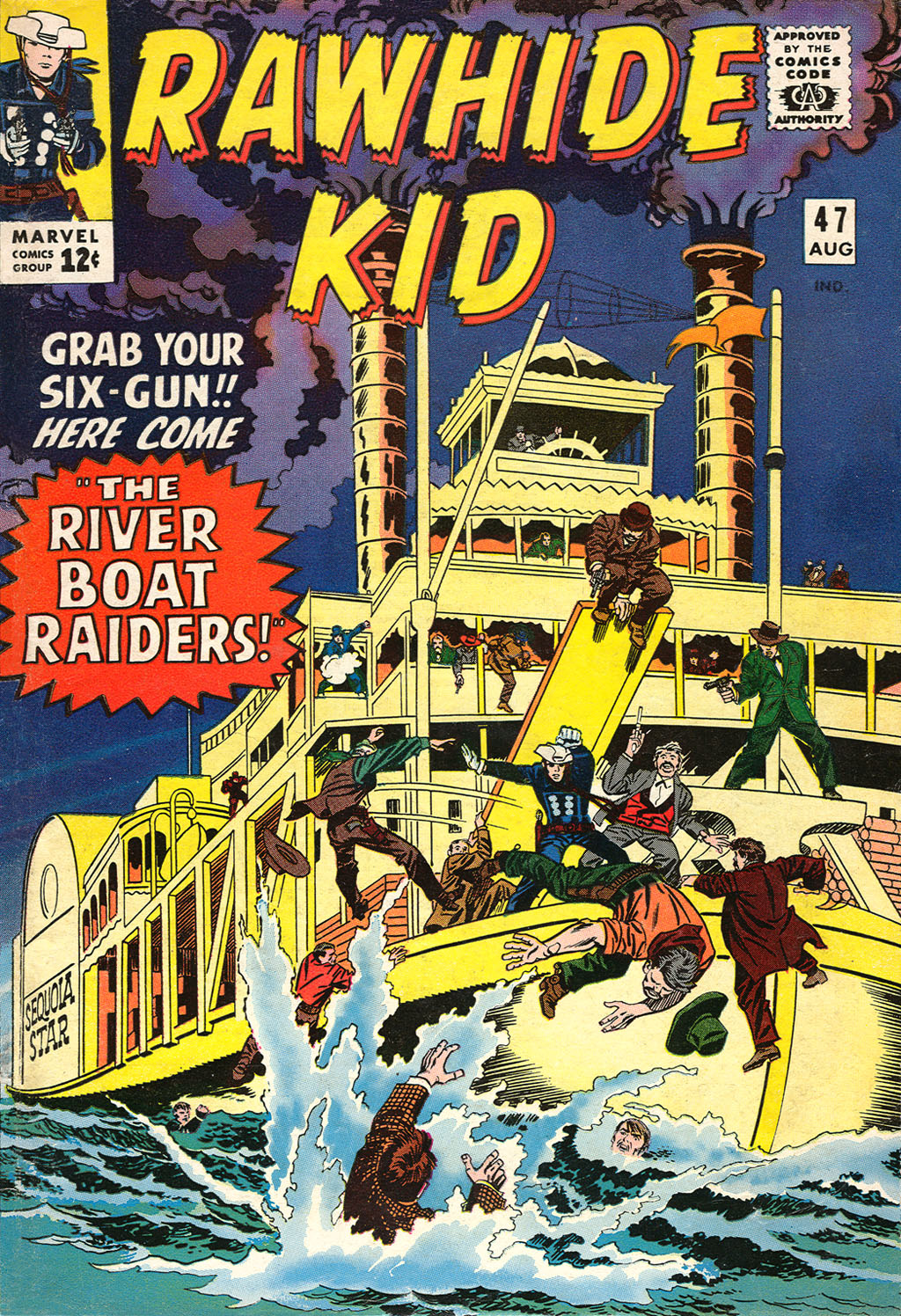 The Rawhide Kid (1955) issue 47 - Page 1