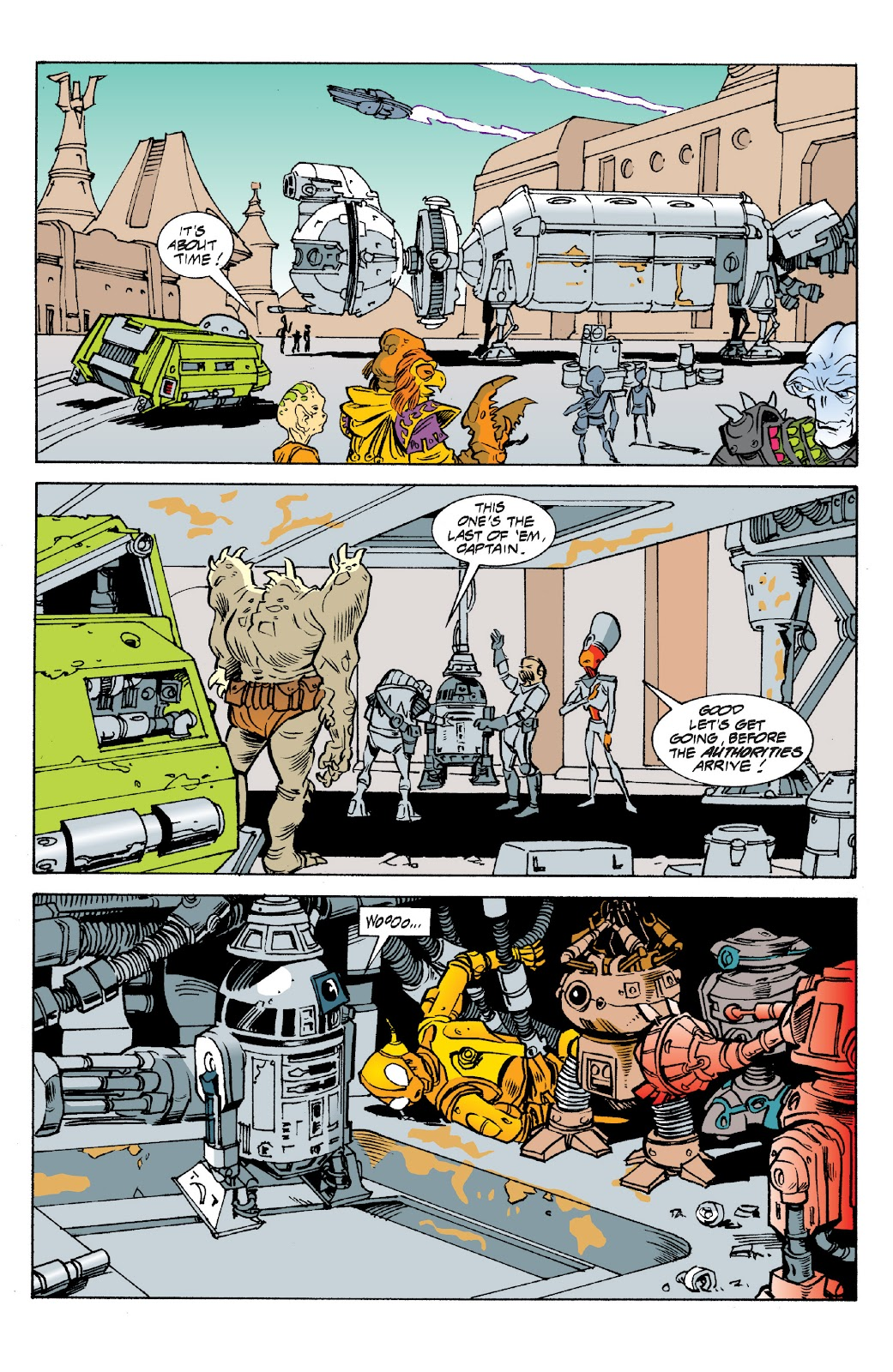 Read online Star Wars Legends Epic Collection: The Empire comic -  Issue # TPB 5 (Part 2) - 60
