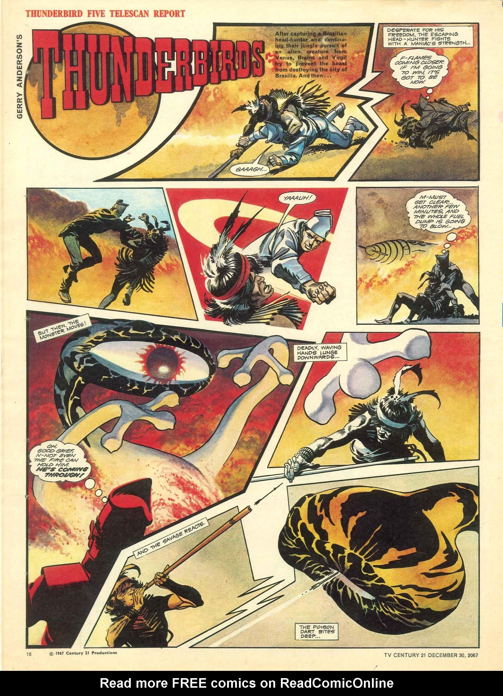 Read online TV Century 21 (TV 21) comic -  Issue #154 - 15