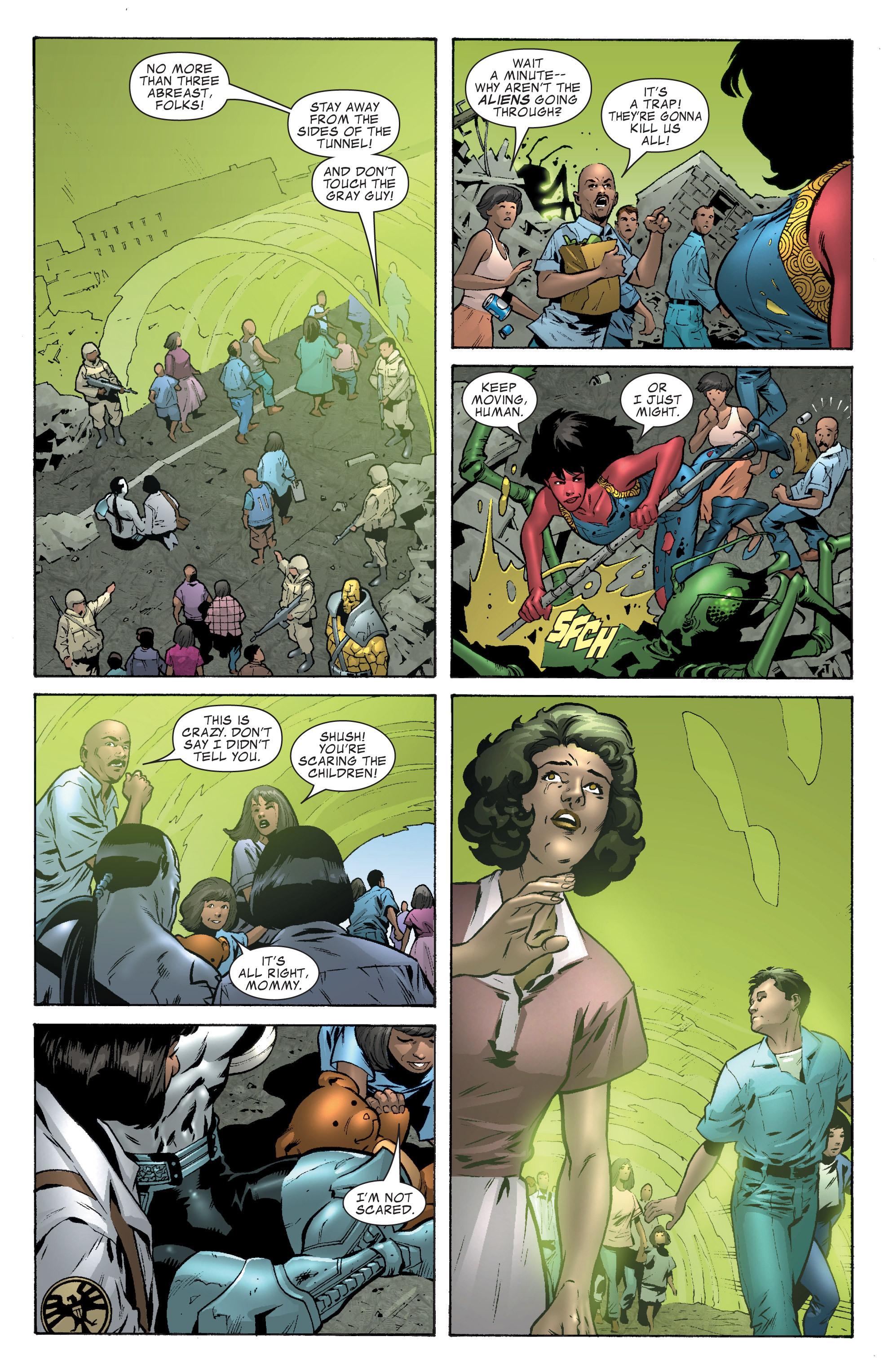 Read online World War Hulk Aftersmash: Warbound, Vol. 1 comic -  Issue #2 - 17