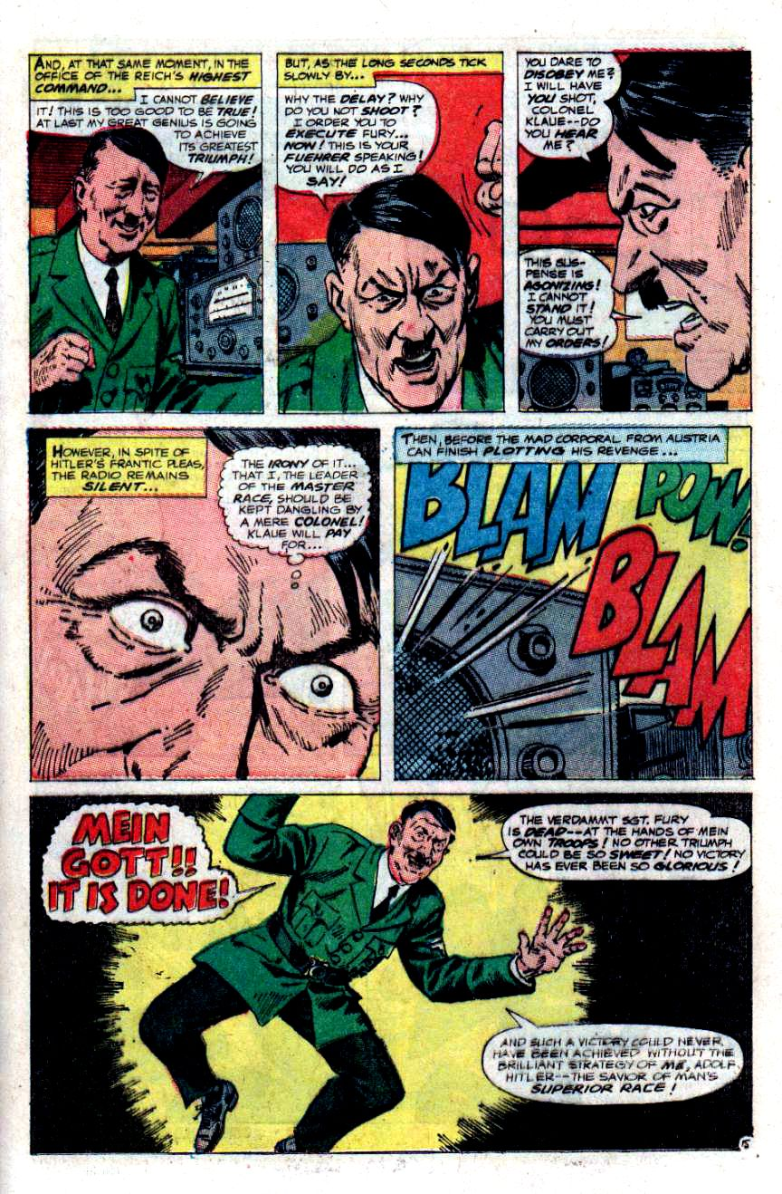 Read online Sgt. Fury comic -  Issue #48 - 20