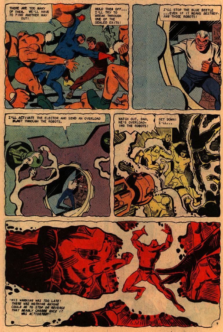 Blue Beetle (1967) issue 2 - Page 12