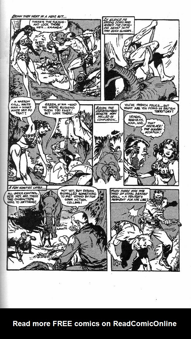 Read online Men of Mystery Comics comic -  Issue #45 - 35