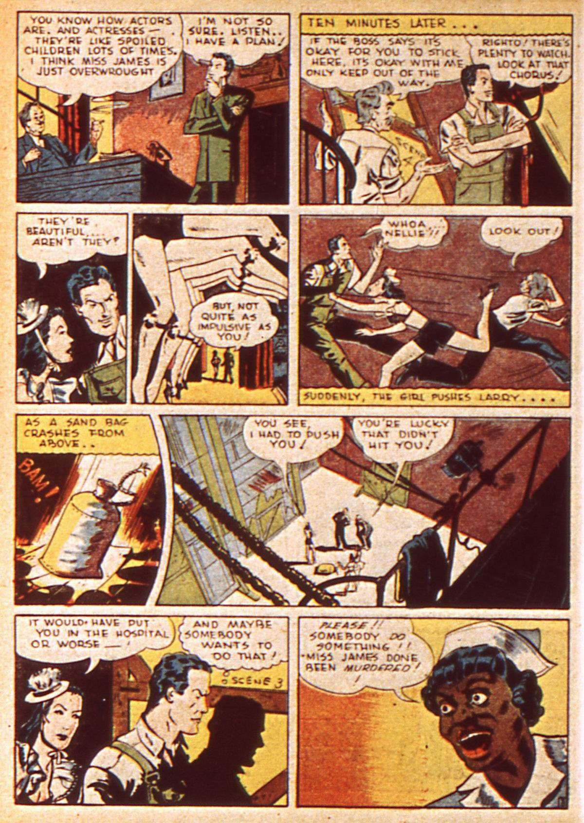 Read online Detective Comics (1937) comic -  Issue #47 - 26