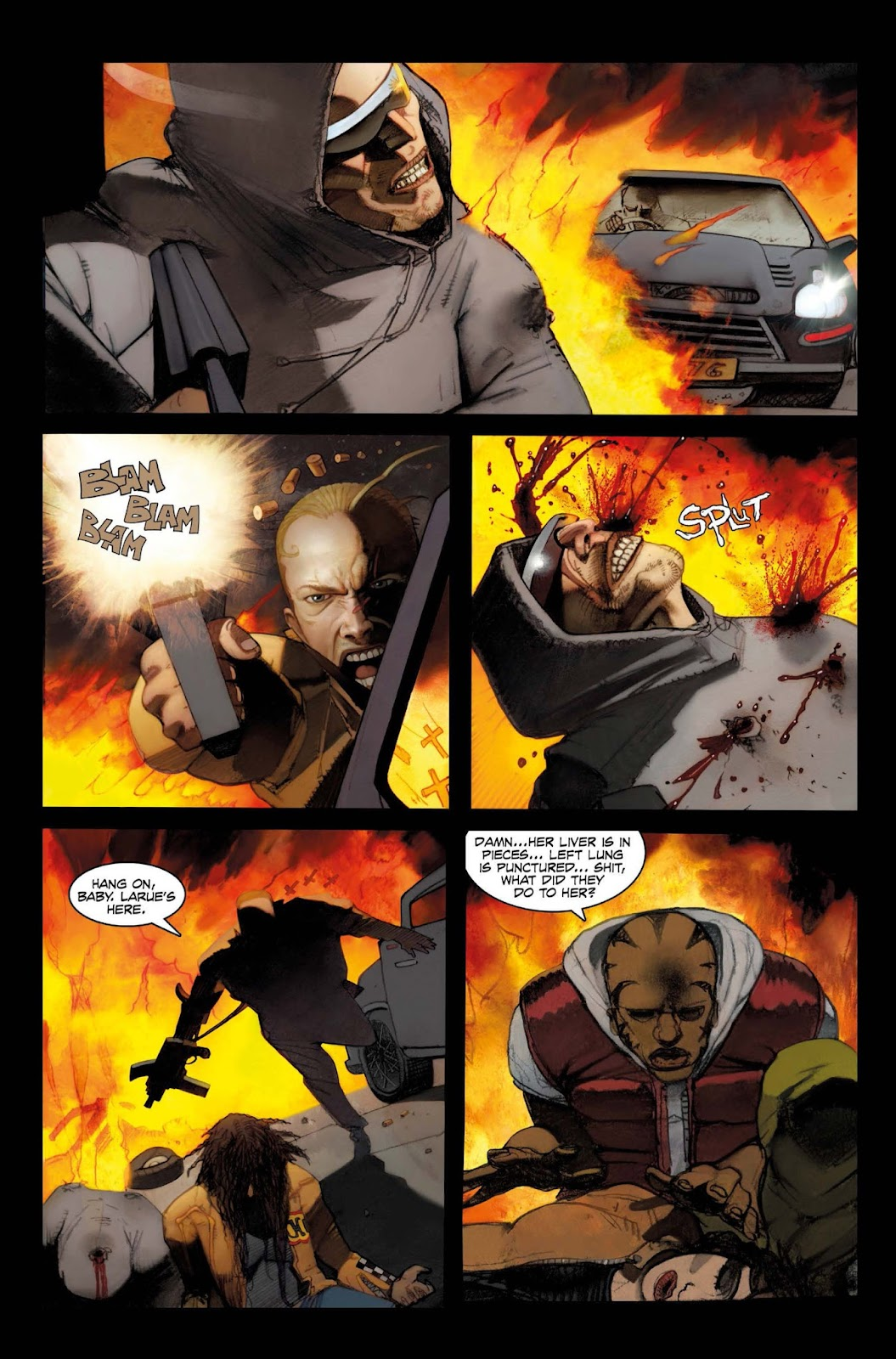 13 Coins issue TPB - Page 25