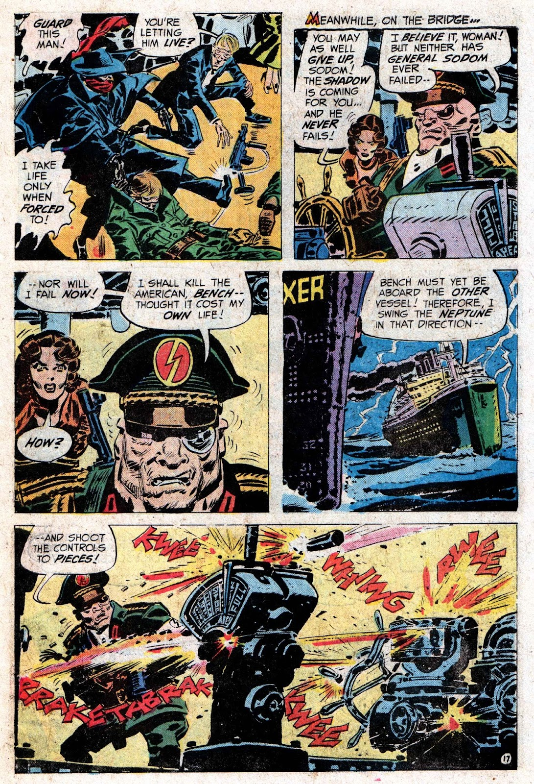 The Shadow (1973) issue 5 - Page 26