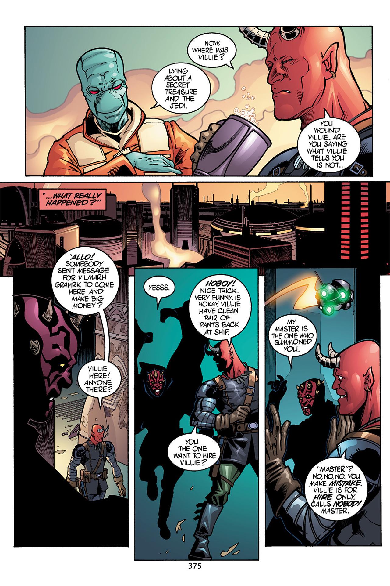 Read online Star Wars Omnibus comic -  Issue # Vol. 15.5 - 93