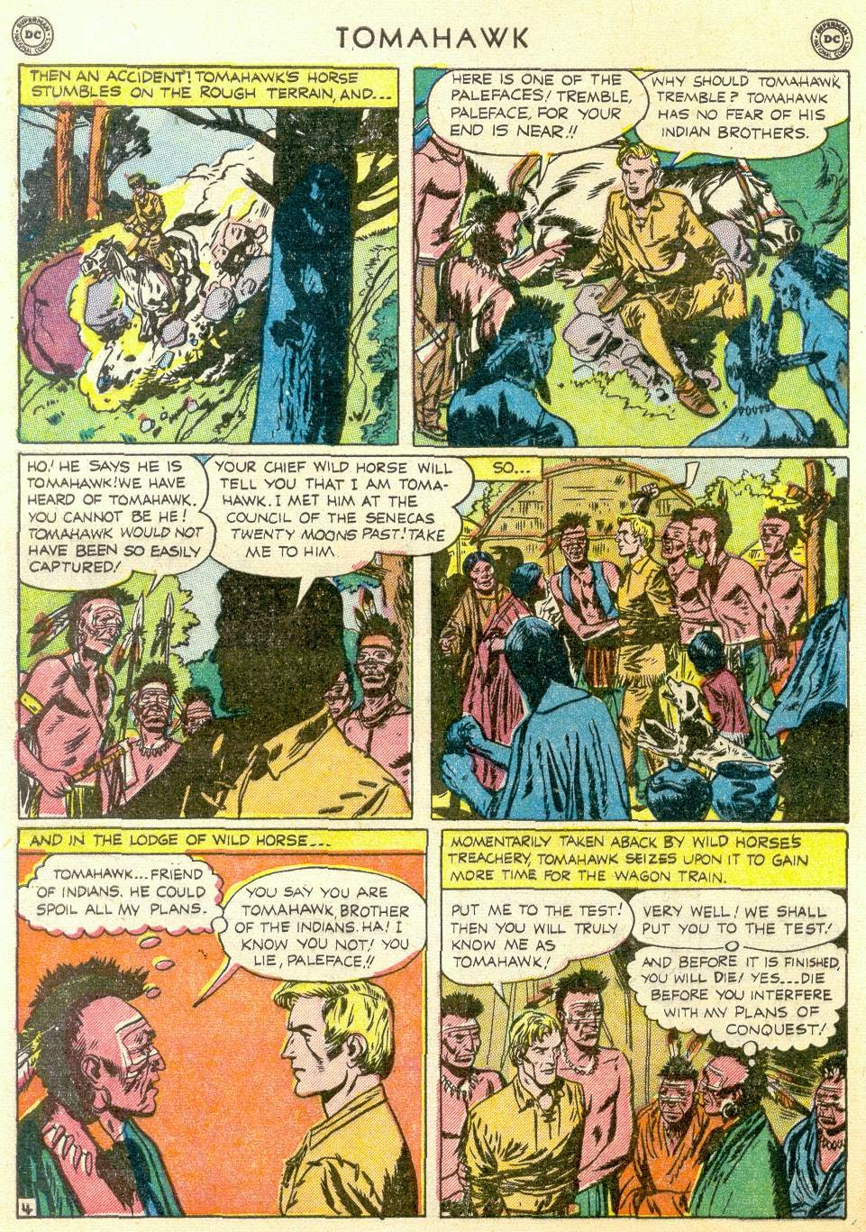 Tomahawk issue 1 - Page 6