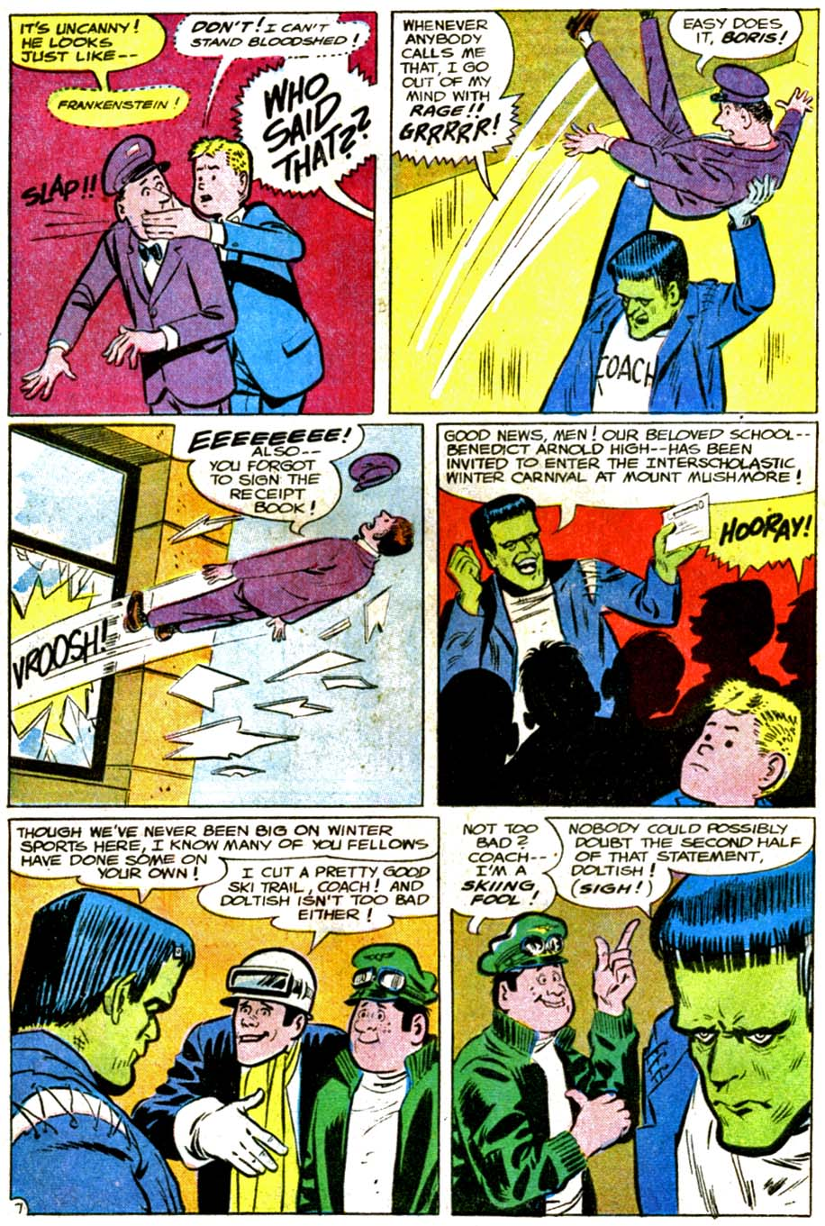 The Adventures of Bob Hope issue 97 - Page 10