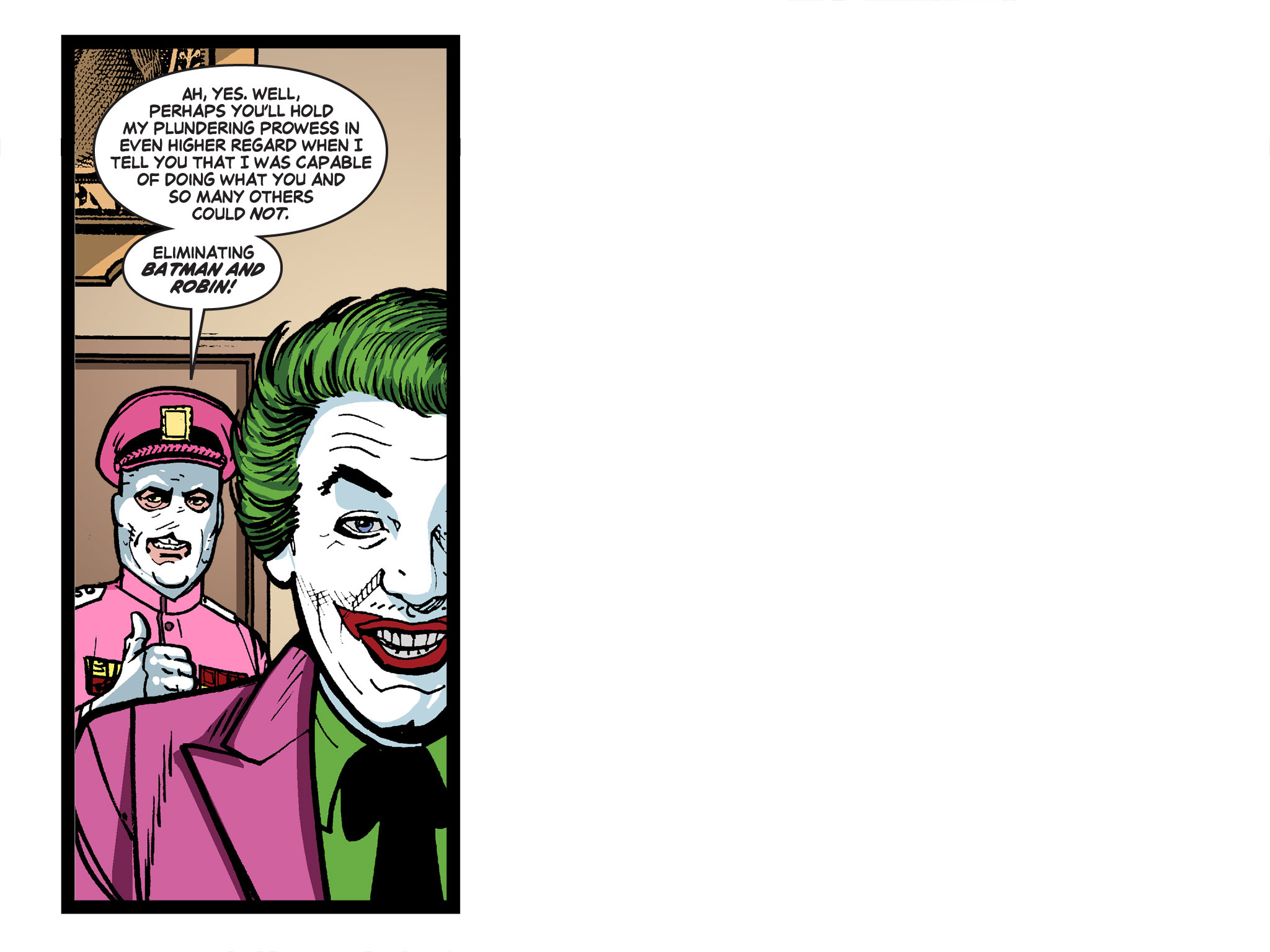 Read online Batman '66 Meets the Green Hornet [II] comic -  Issue #4 - 9