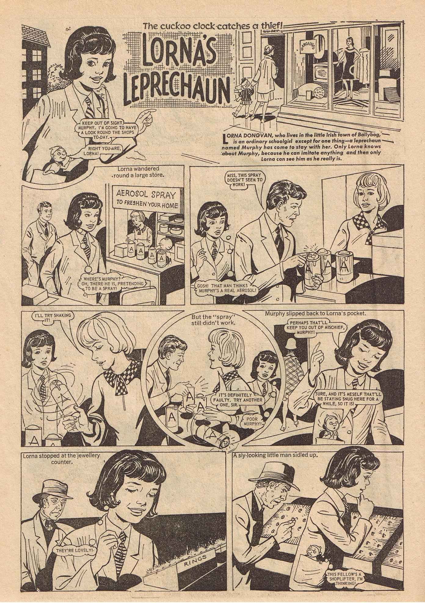 Read online Judy comic -  Issue #383 - 26