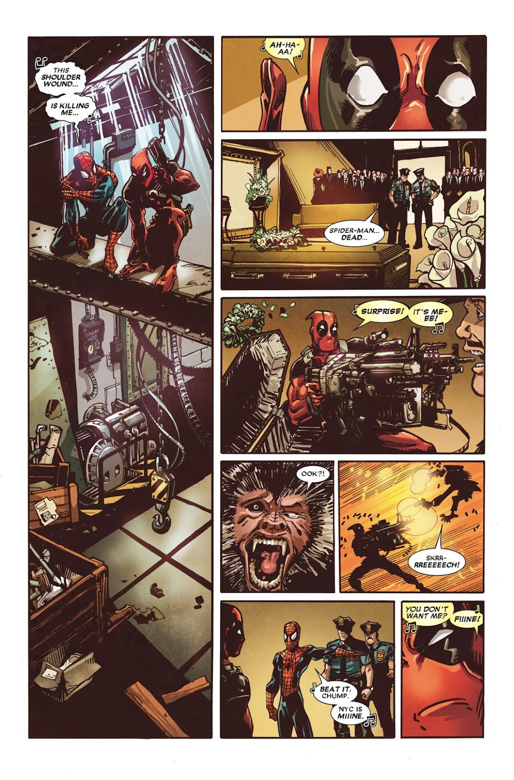 Read online Deadpool (2008) comic -  Issue #49.1 - 16