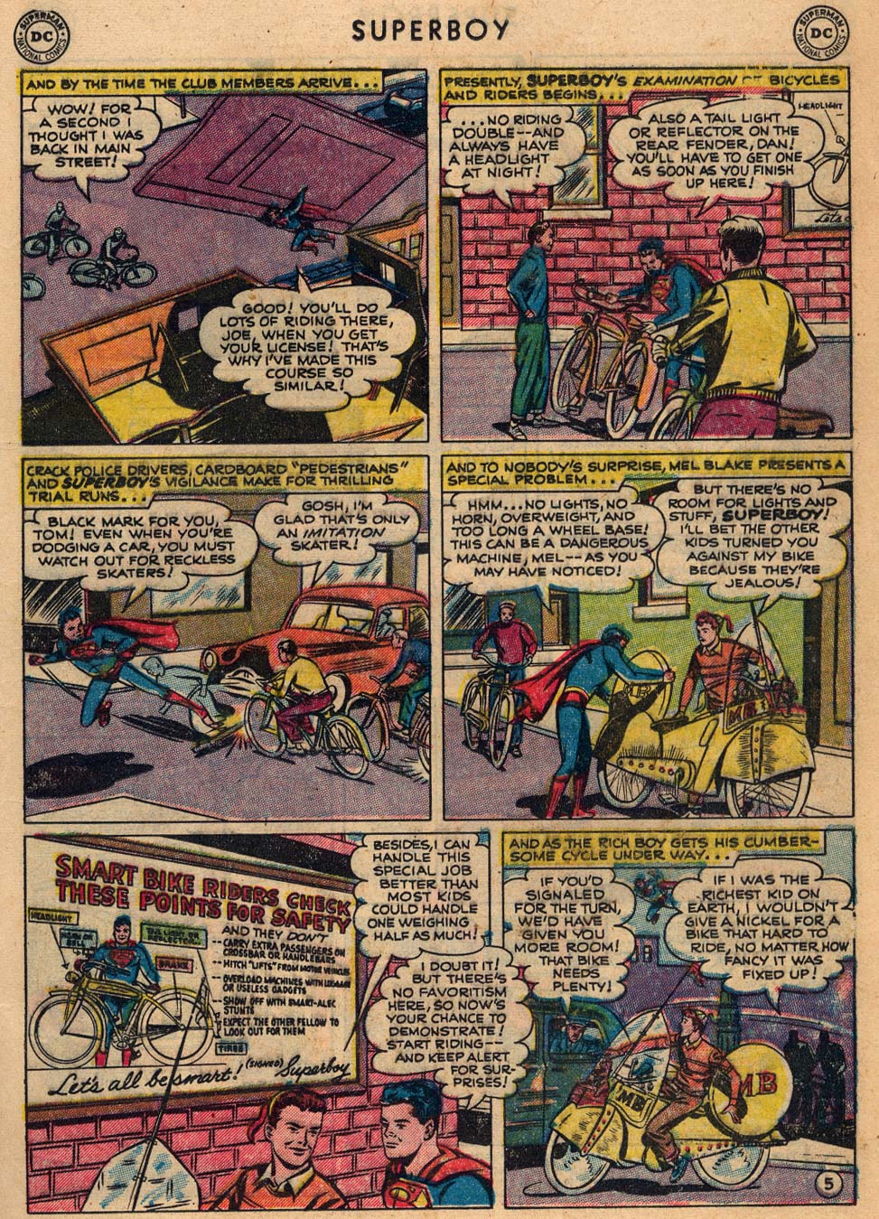 Superboy (1949) issue 20 - Page 17