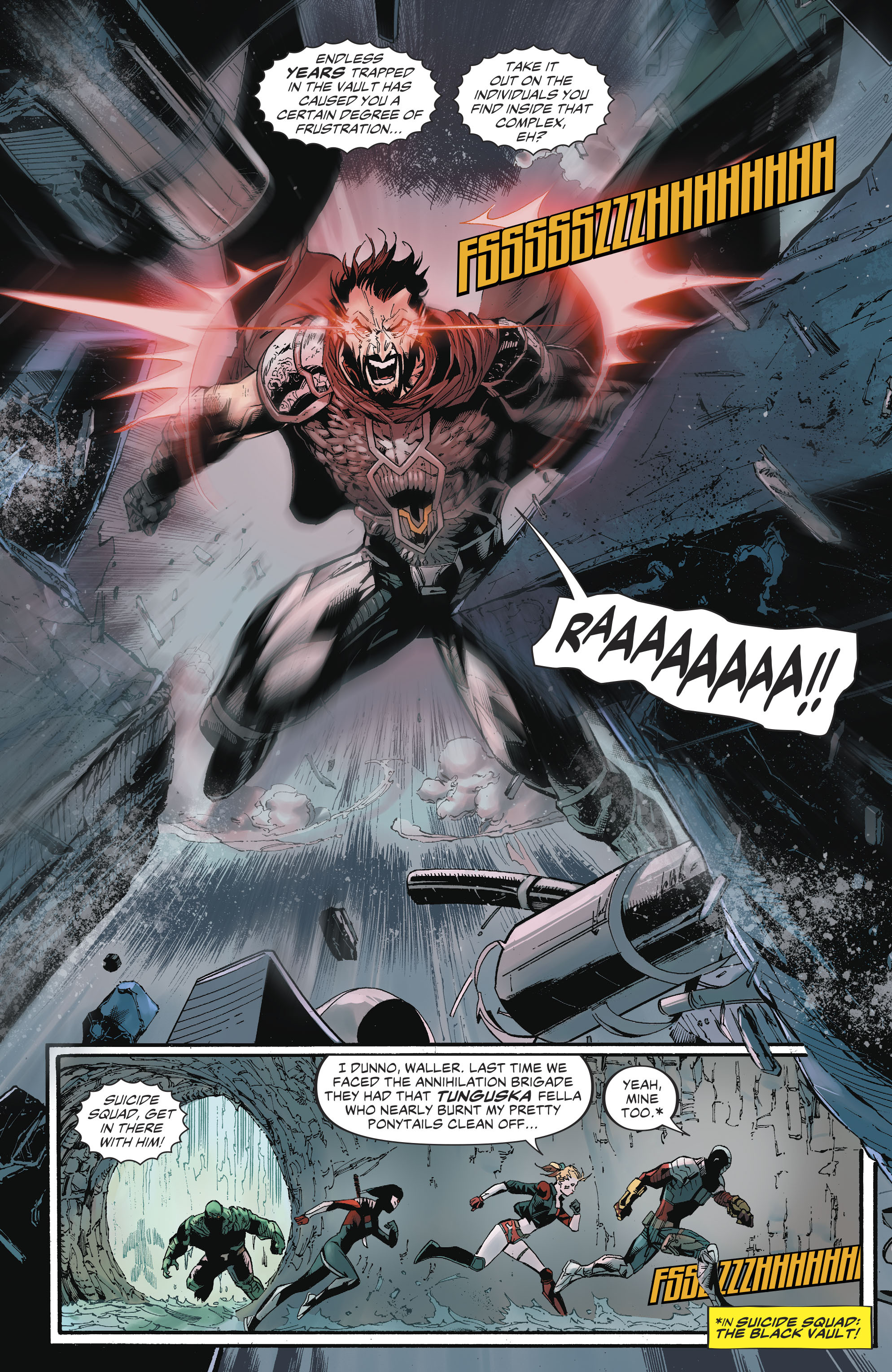 Read online Suicide Squad (2016) comic -  Issue #17 - 7