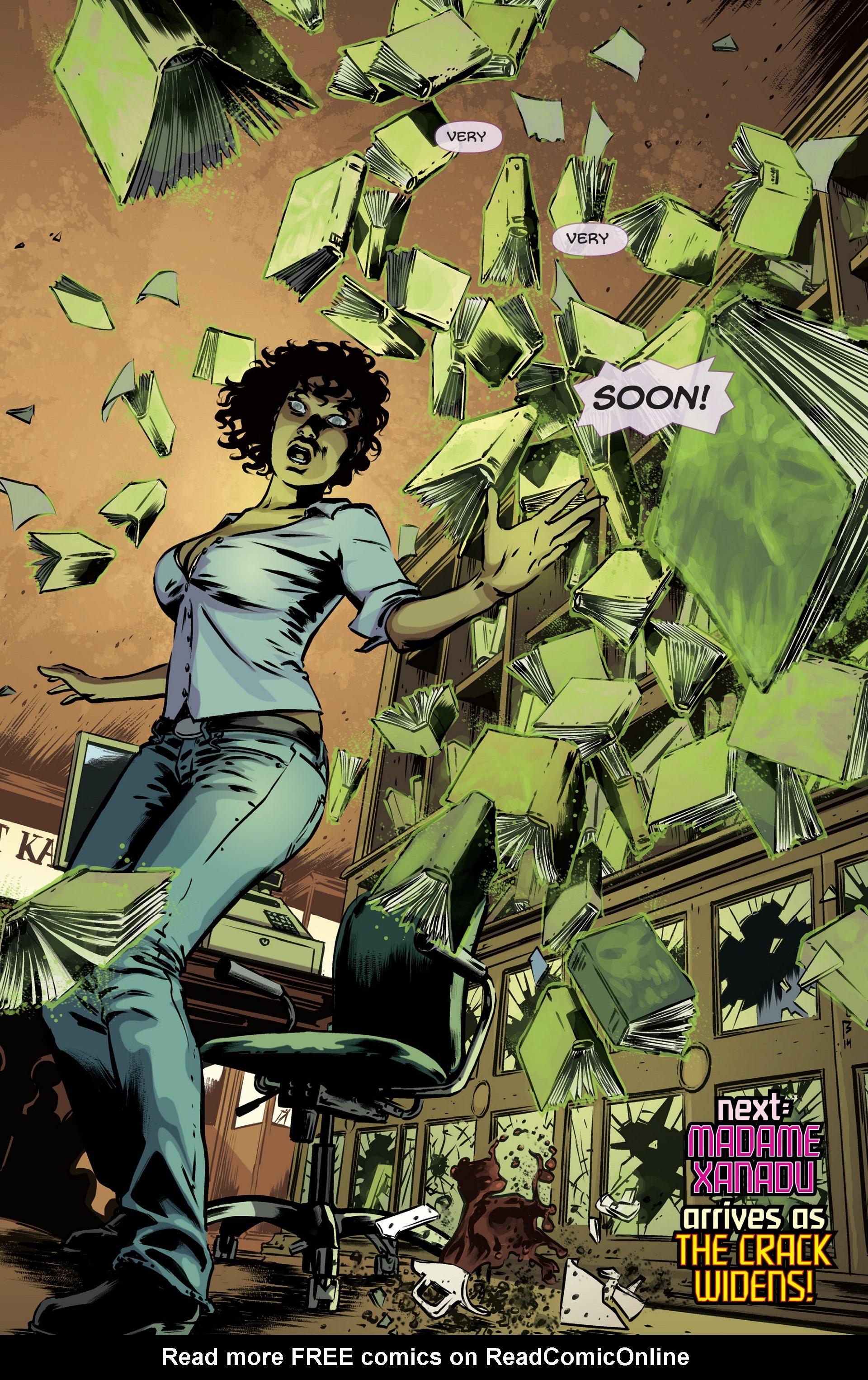 Read online Trinity of Sin: The Phantom Stranger comic -  Issue #18 - 20