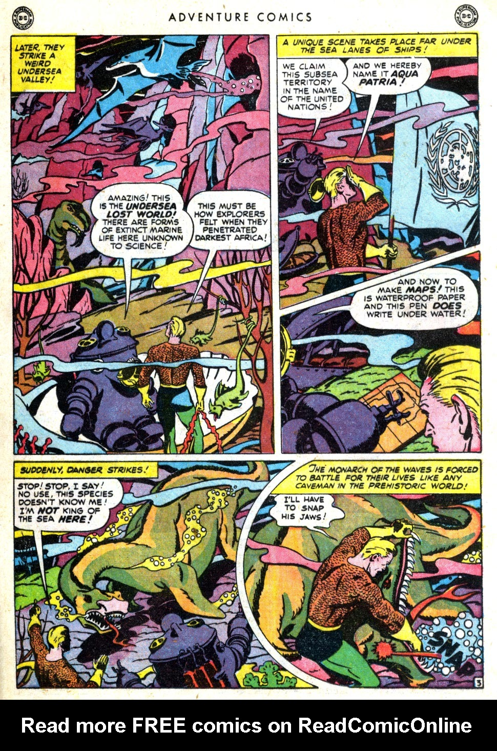 Read online Adventure Comics (1938) comic -  Issue #137 - 25