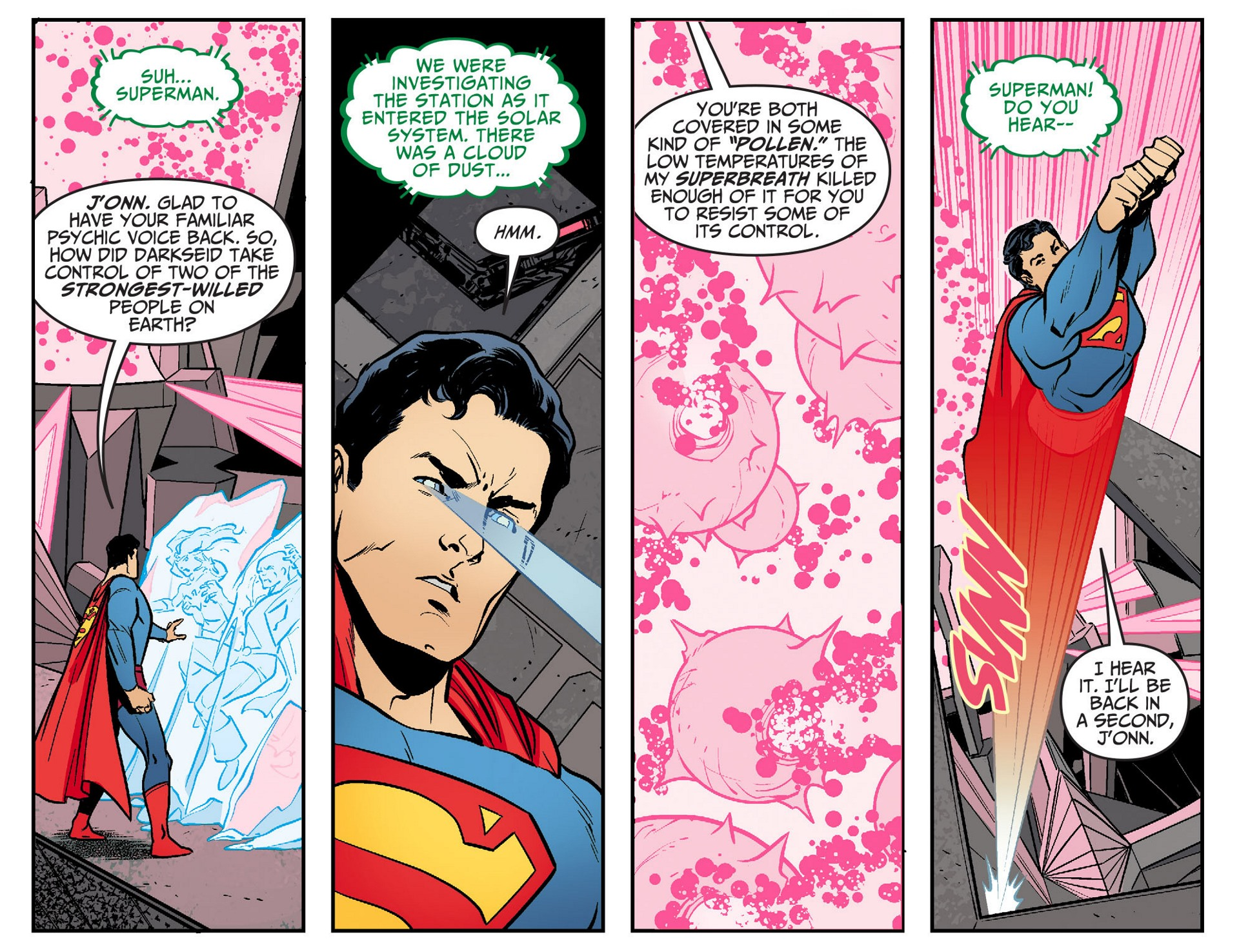 Read online Adventures of Superman [I] comic -  Issue #21 - 9