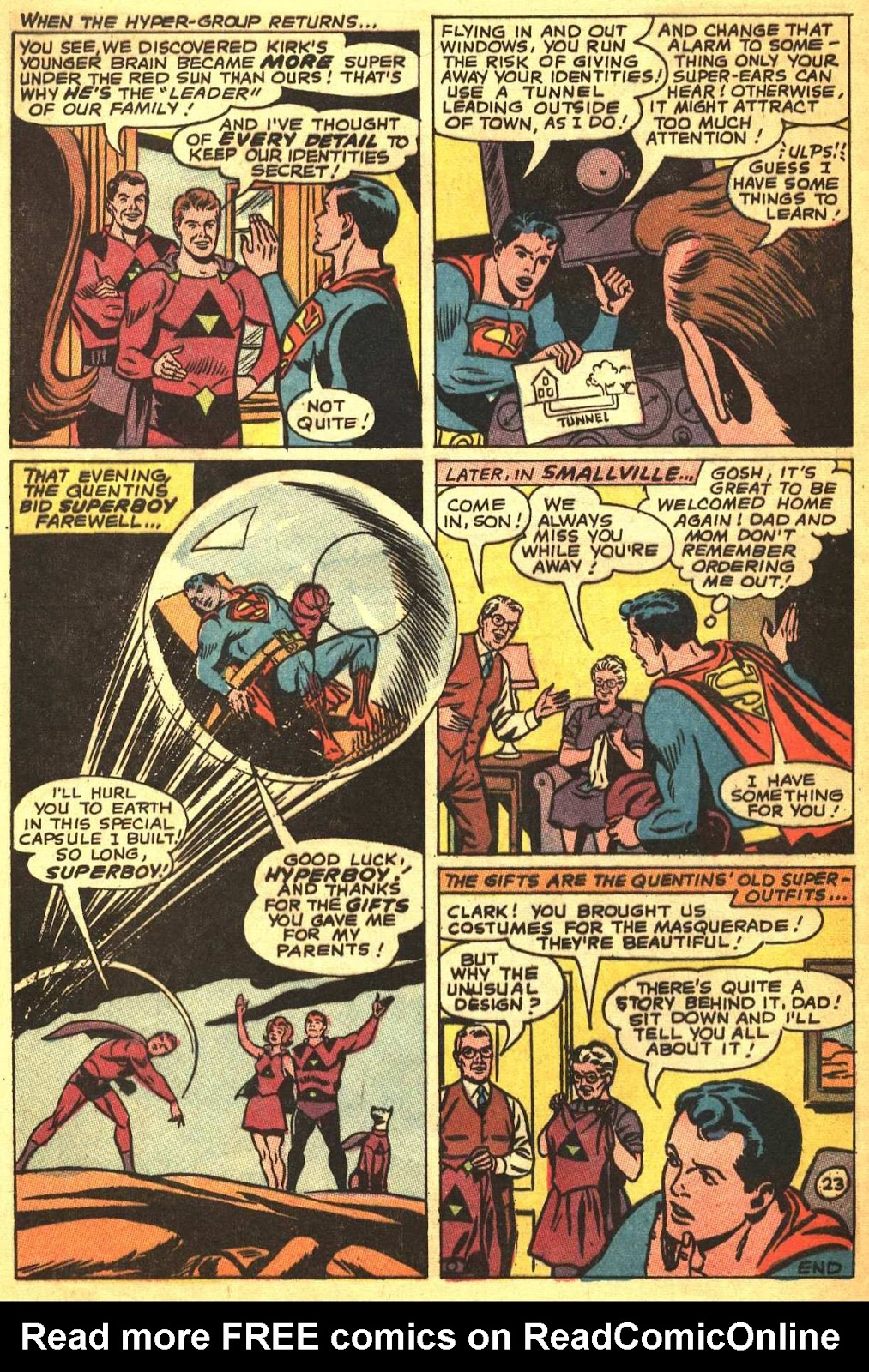 Superboy (1949) issue 144 - Page 26