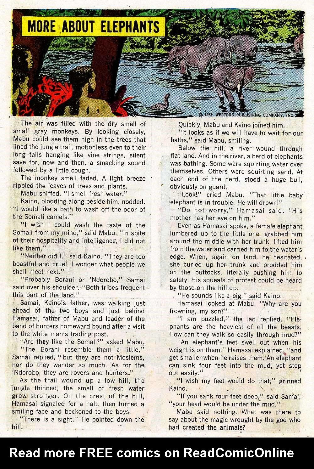 Tarzan (1962) issue 139 - Page 18