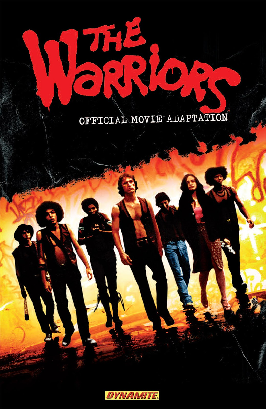 The Warriors: Official Movie Adaptation issue TPB - Page 1