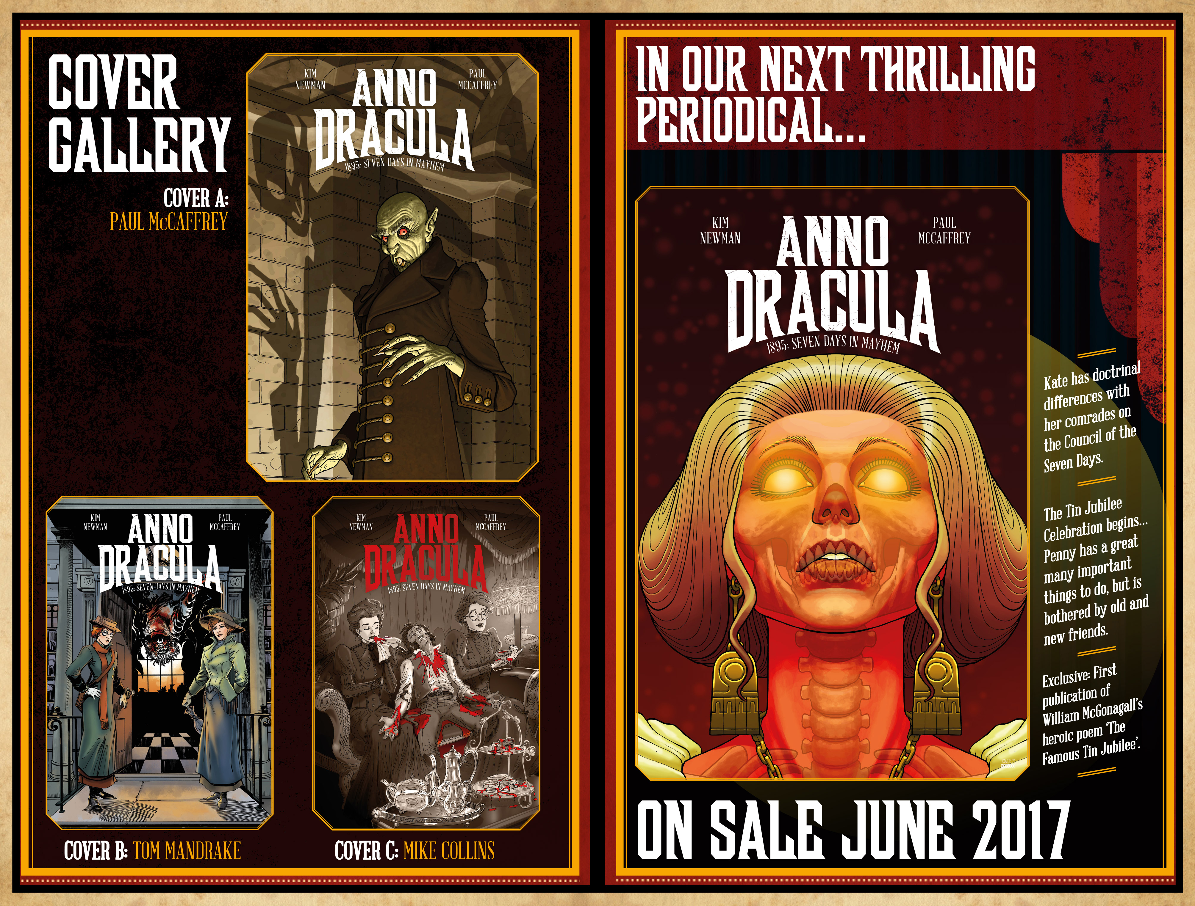 Read online Anno Dracula comic -  Issue #3 - 28