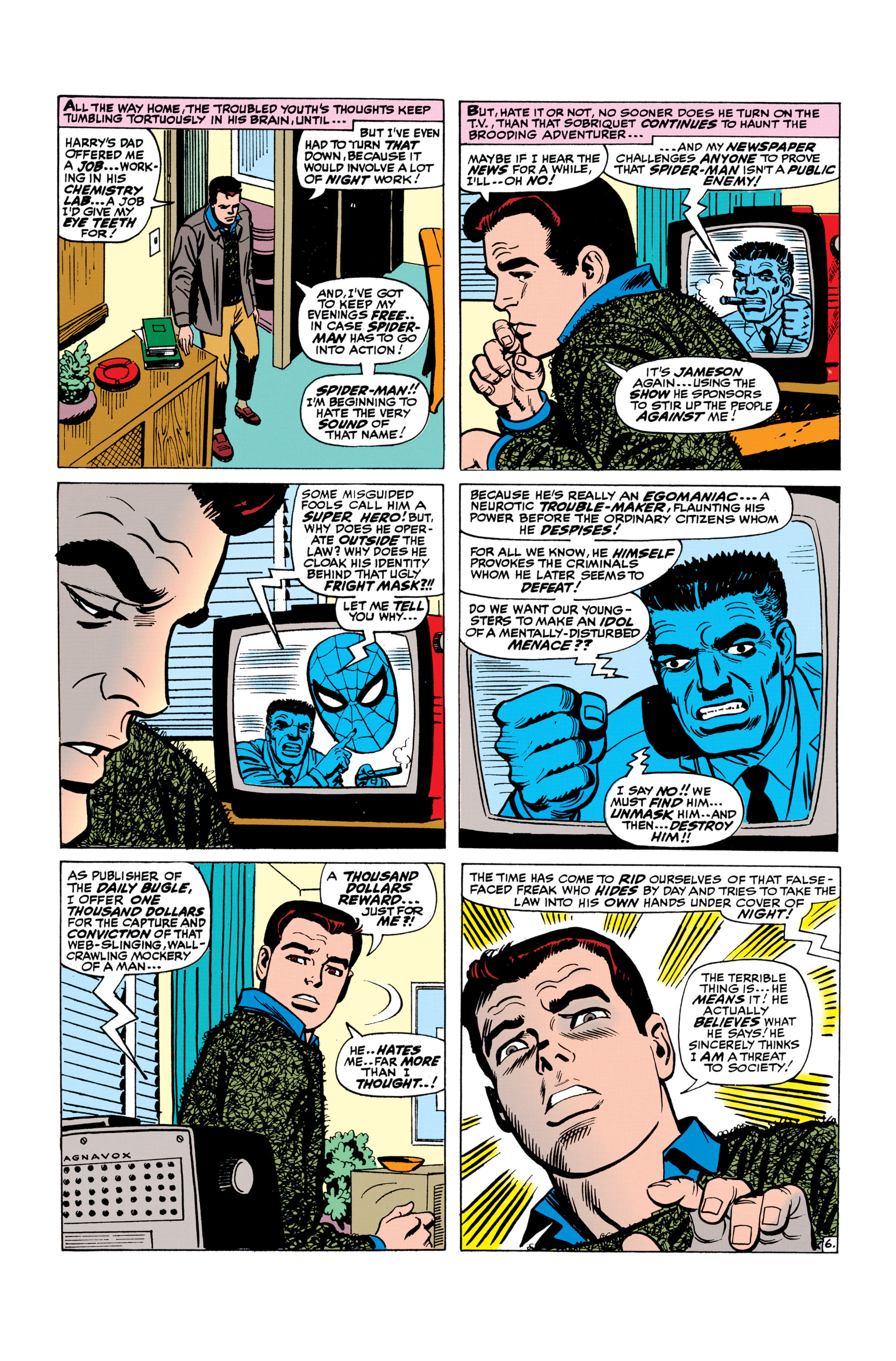The Amazing Spider-Man (1963) 50 Page 6