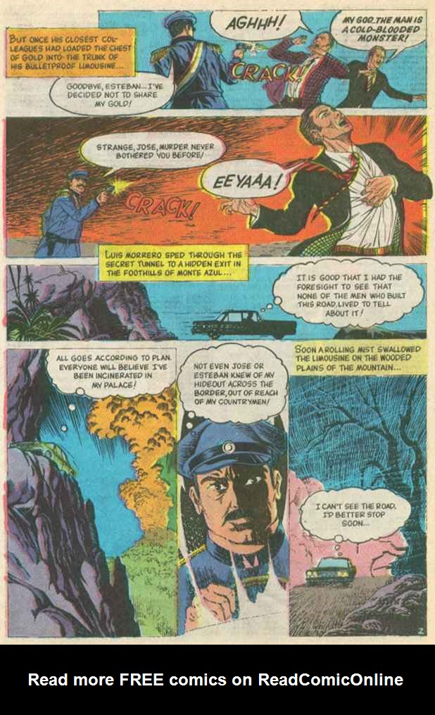 Read online Beyond the Grave (1983) comic -  Issue #10 - 20
