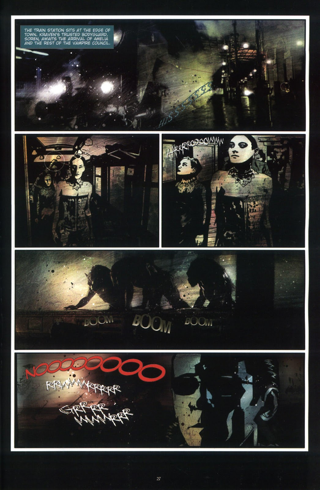 Read online Underworld (2003) comic -  Issue # Full - 29