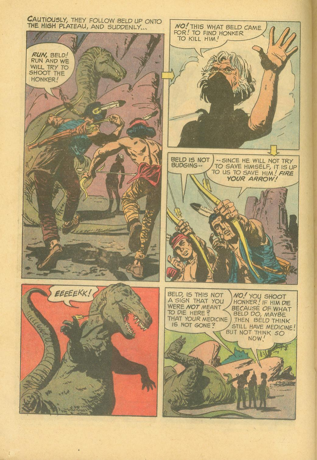 Read online Turok, Son of Stone comic -  Issue #28 - 24