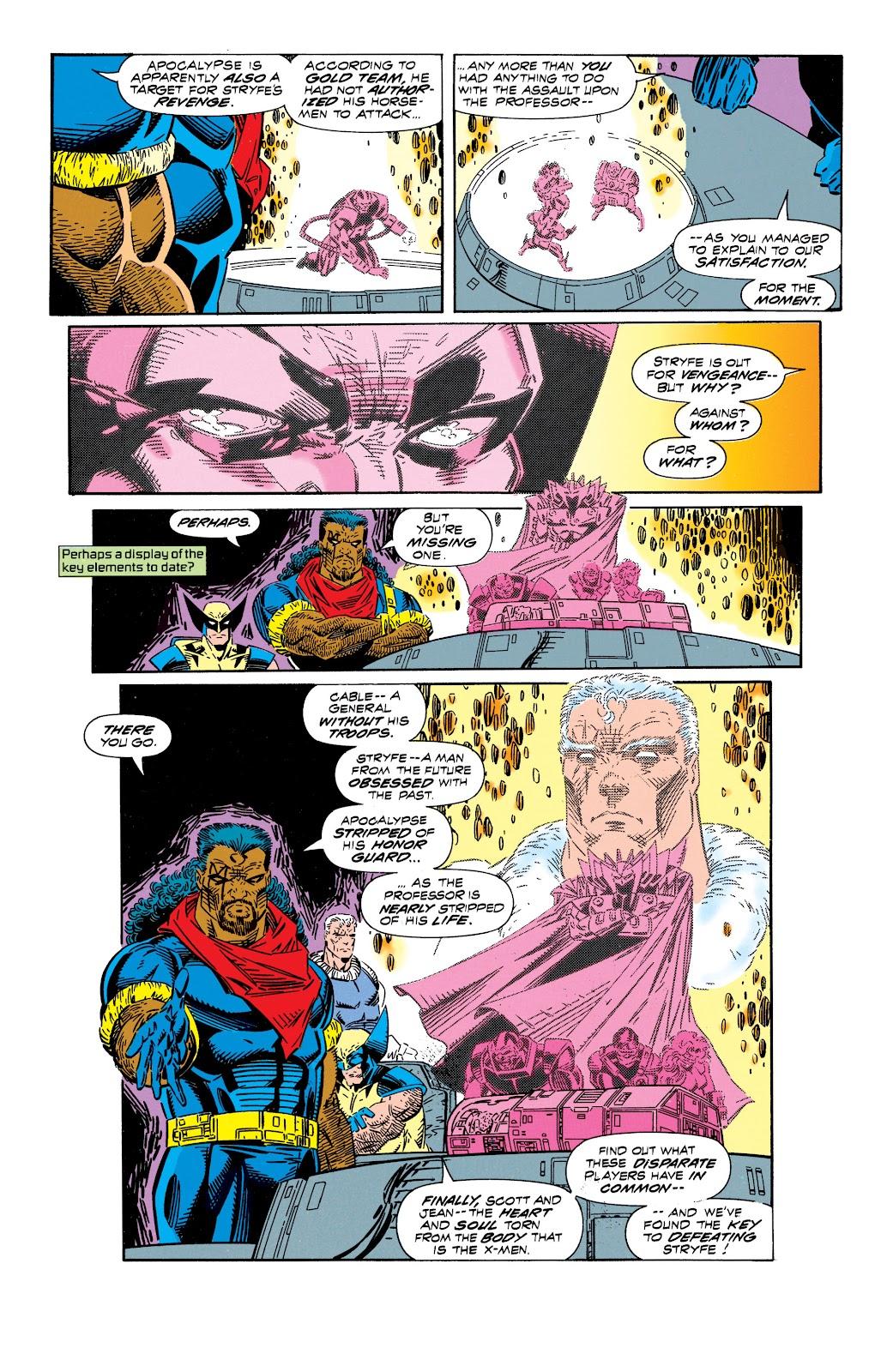 Uncanny X-Men (1963) issue 296 - Page 10